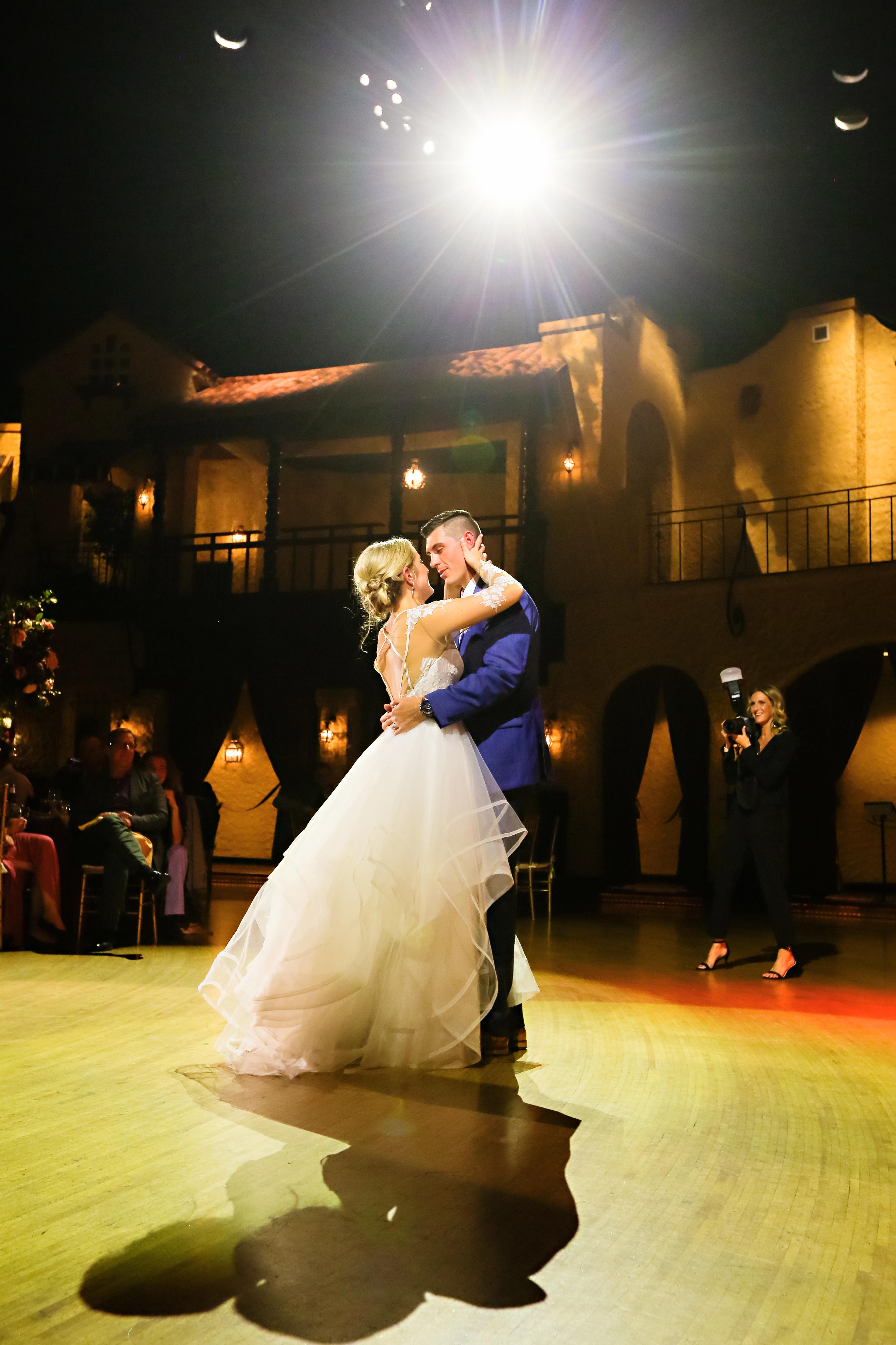 Jordan Ryan Indiana Roof Ballroom Wedding 351