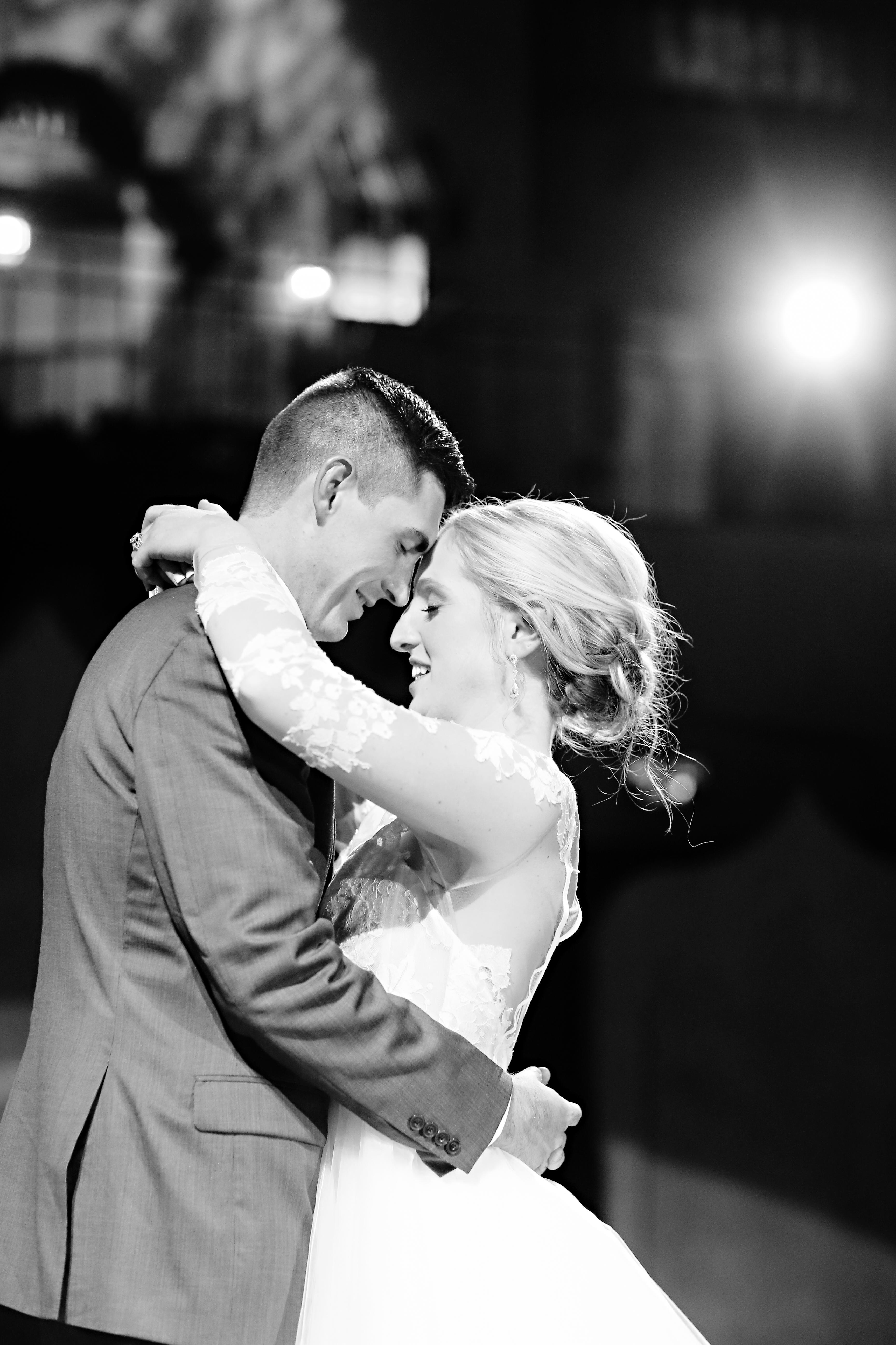 Jordan Ryan Indiana Roof Ballroom Wedding 348