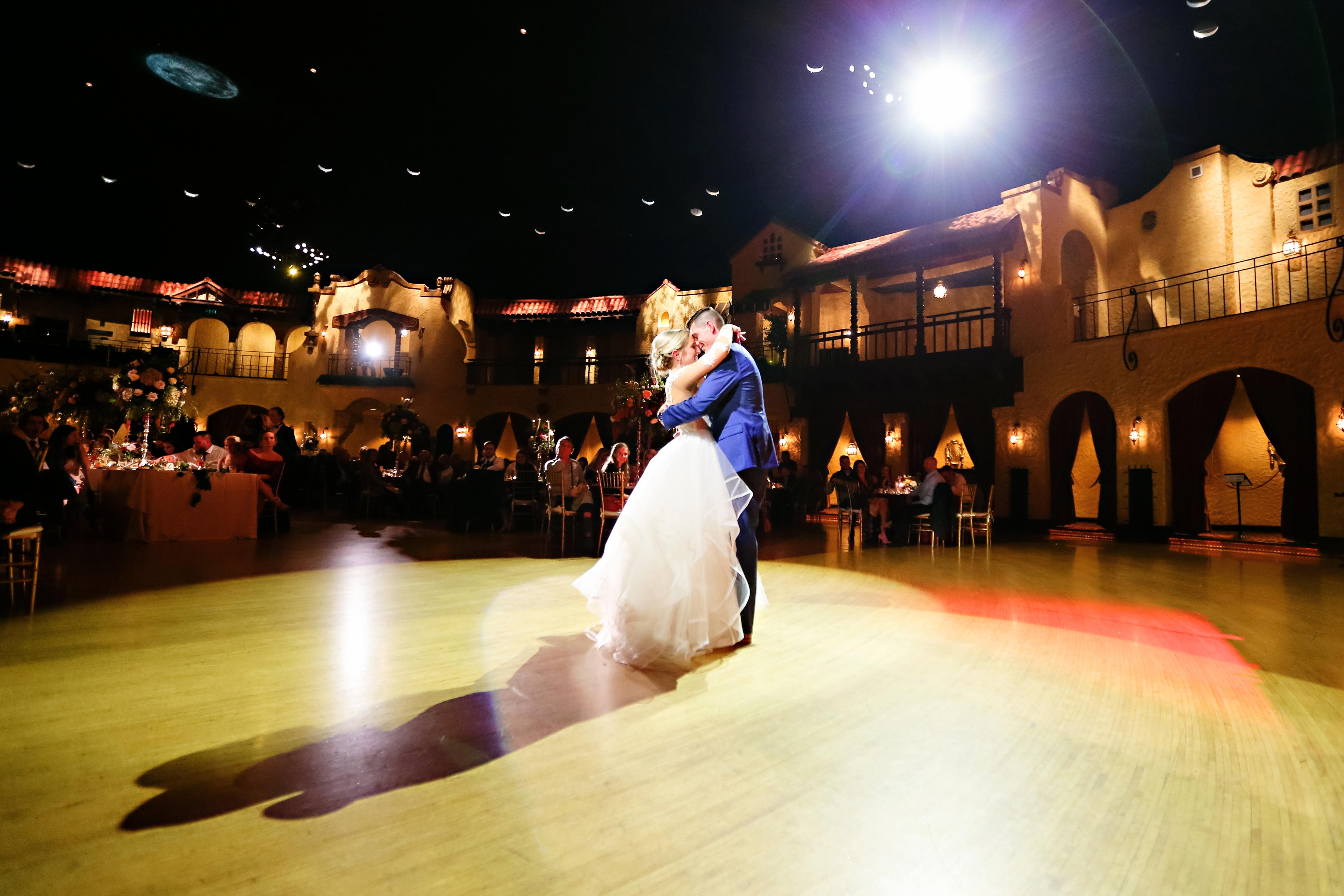 Jordan Ryan Indiana Roof Ballroom Wedding 346