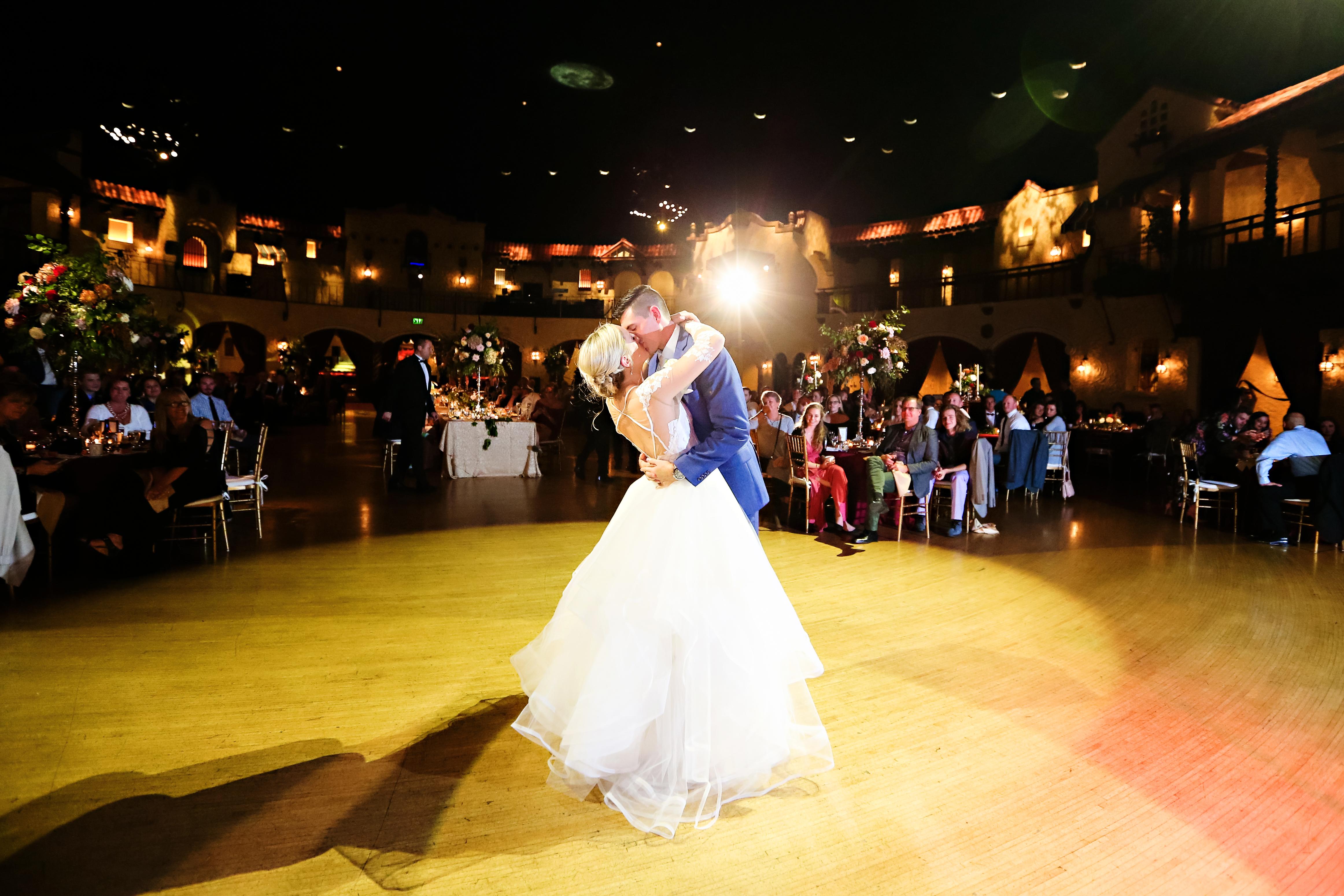 Jordan Ryan Indiana Roof Ballroom Wedding 344