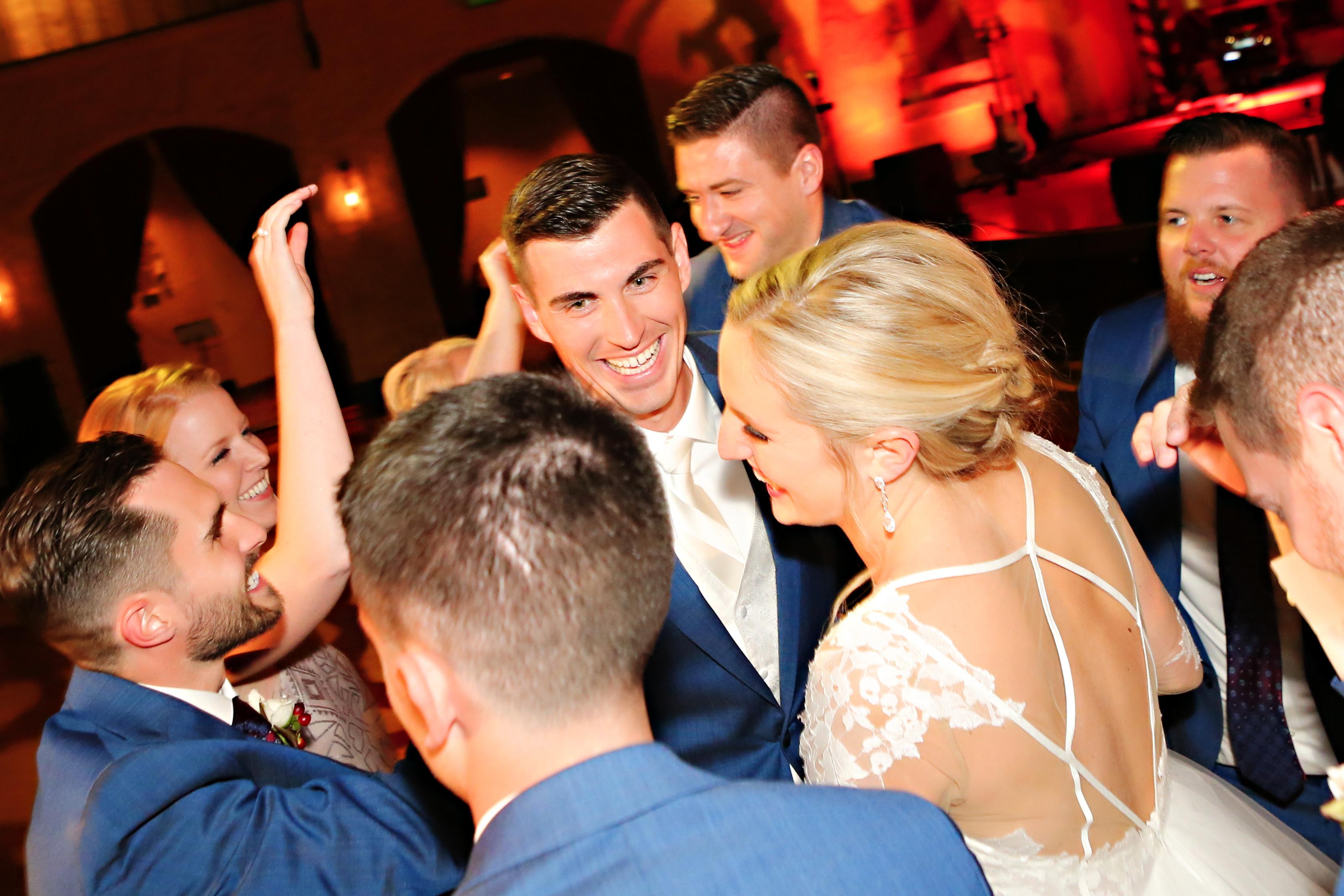 Jordan Ryan Indiana Roof Ballroom Wedding 317