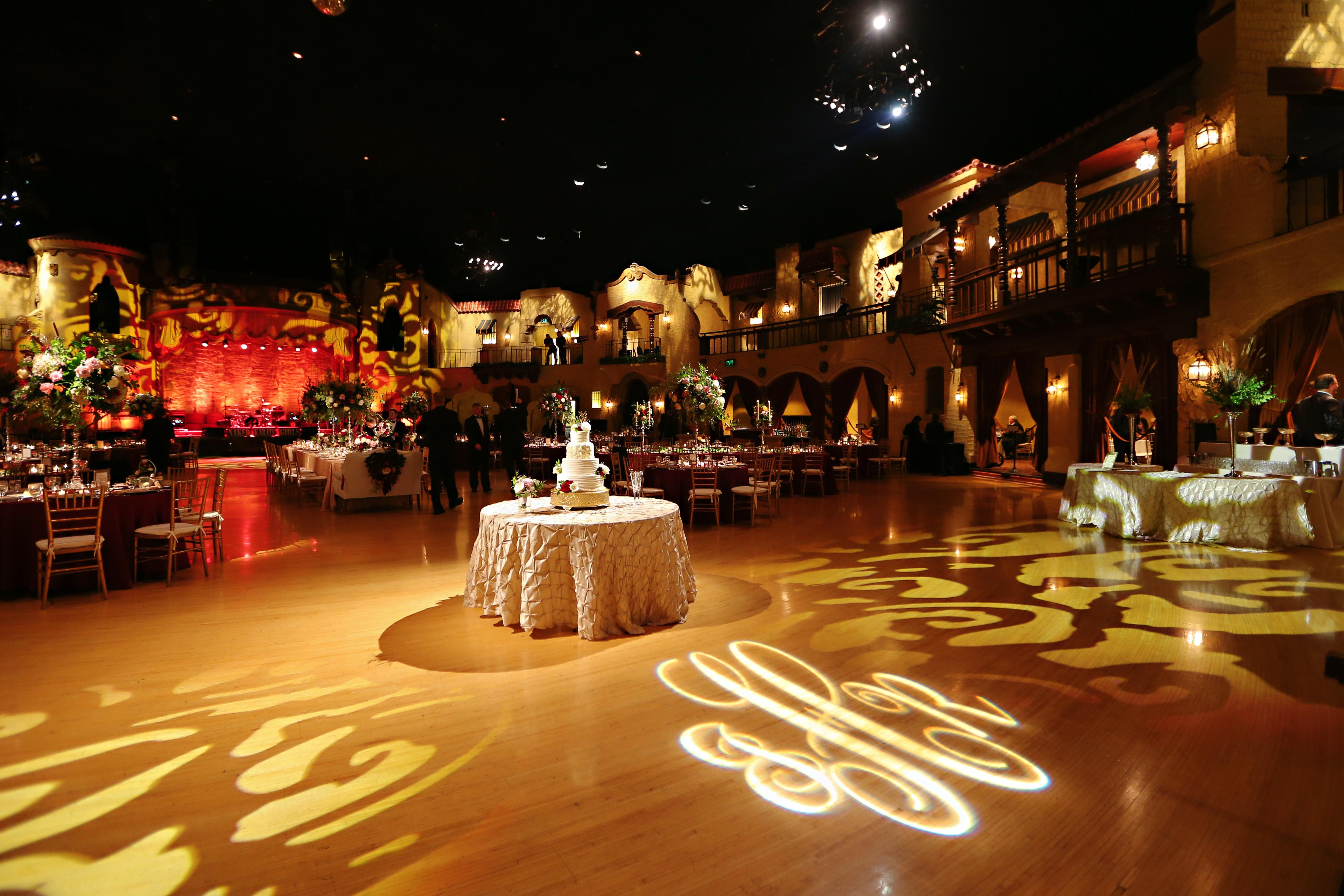 Jordan Ryan Indiana Roof Ballroom Wedding 312