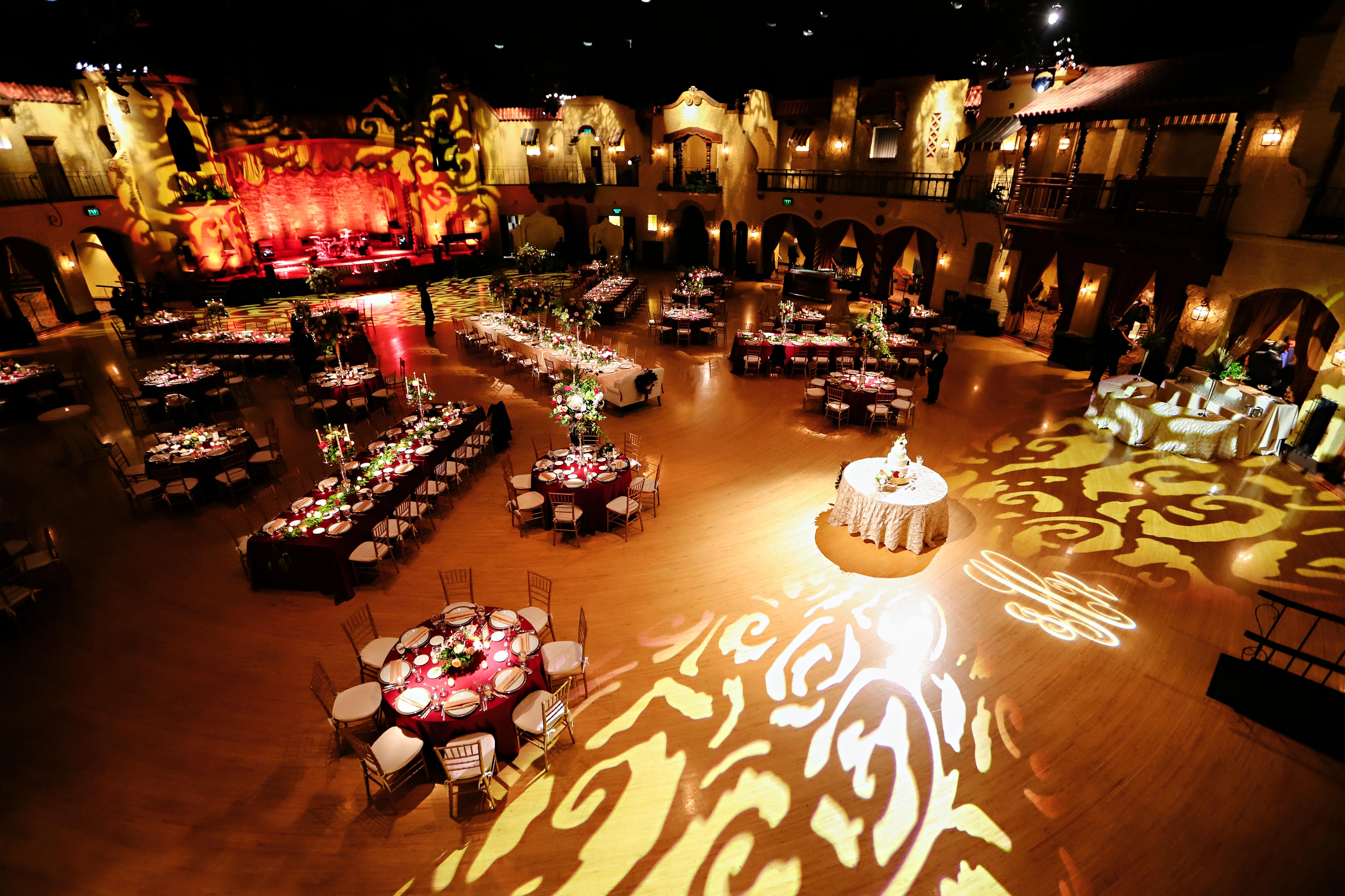 Jordan Ryan Indiana Roof Ballroom Wedding 307