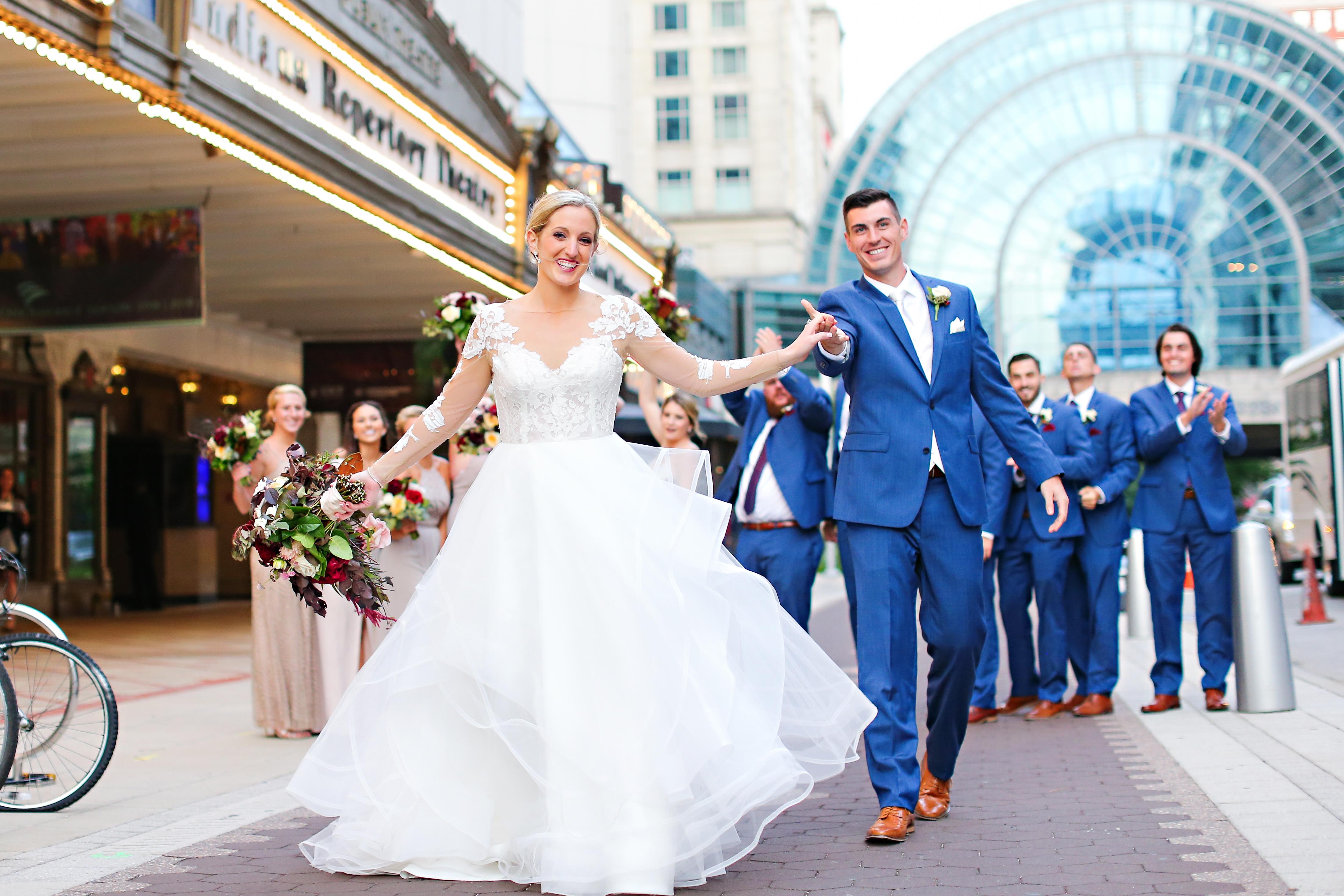 Jordan Ryan Indiana Roof Ballroom Wedding 252