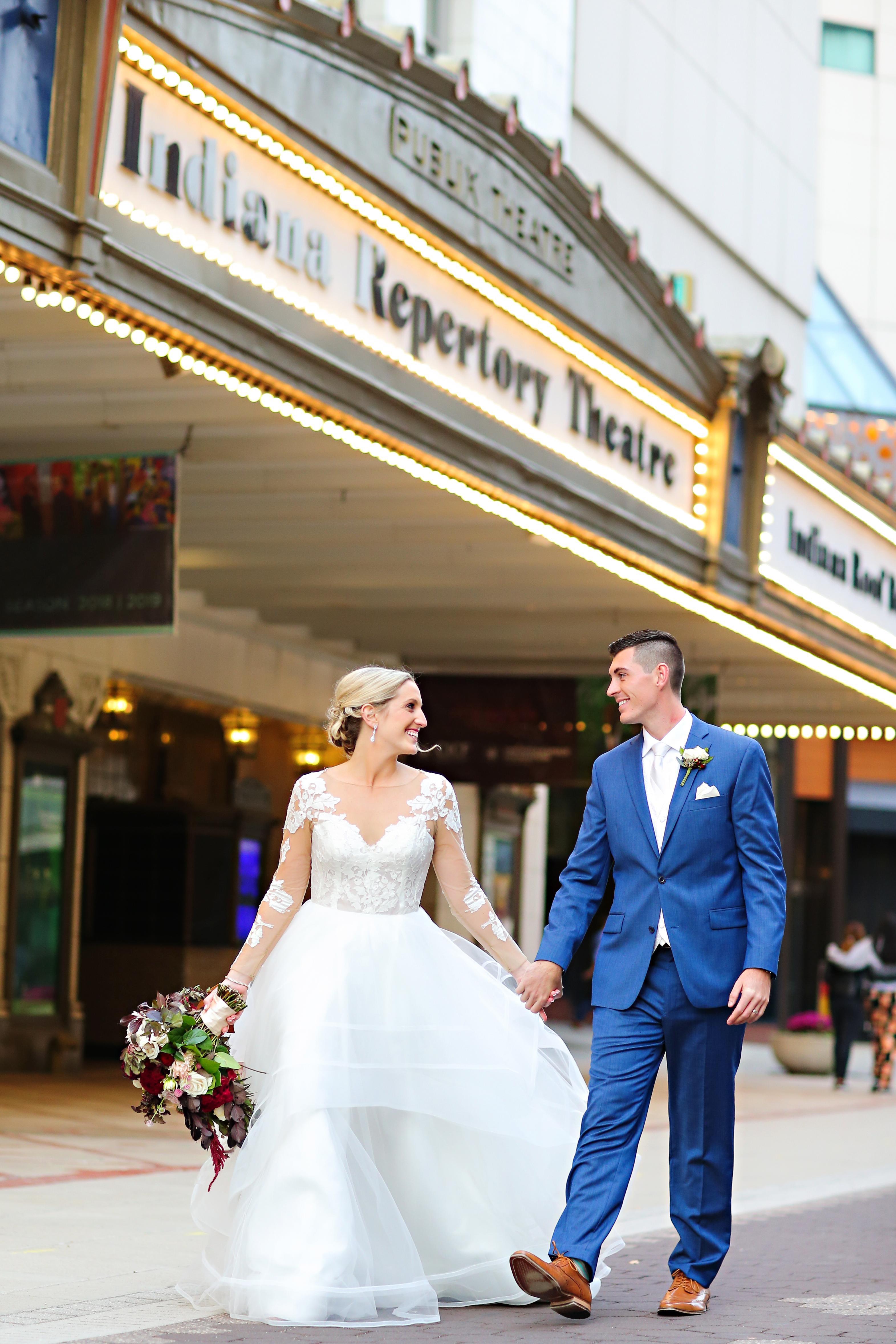 Jordan Ryan Indiana Roof Ballroom Wedding 242