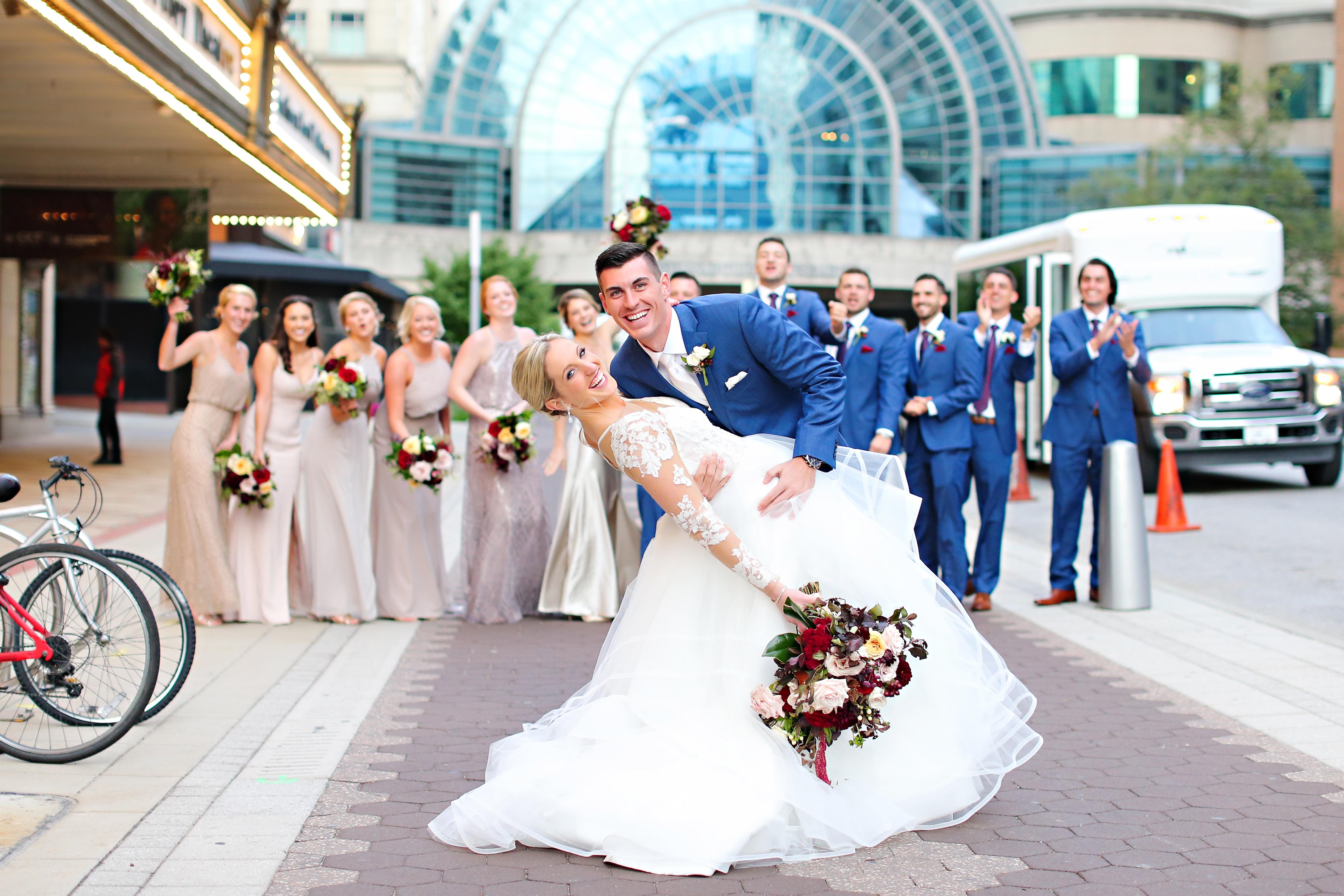 Jordan Ryan Indiana Roof Ballroom Wedding 238