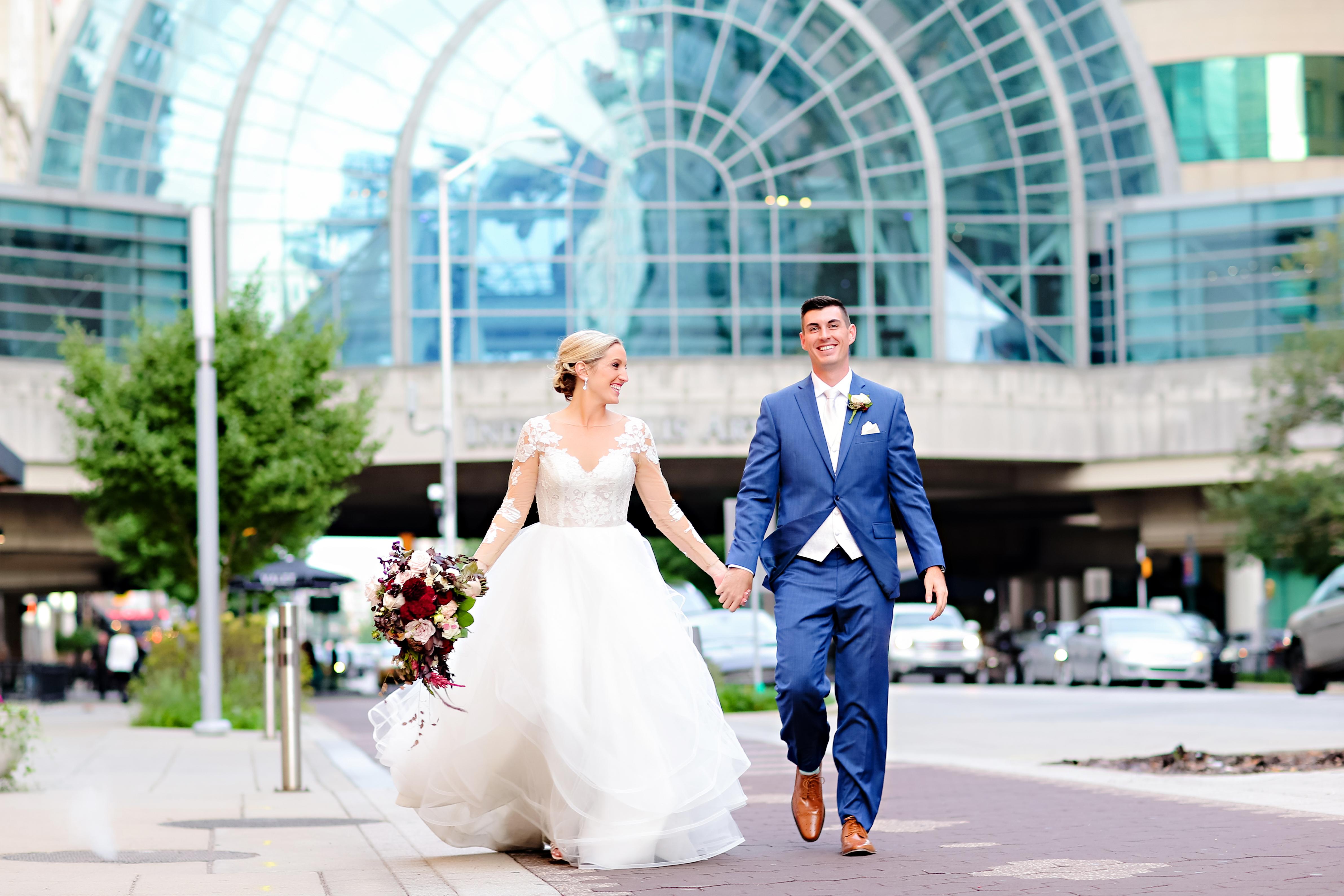Jordan Ryan Indiana Roof Ballroom Wedding 236