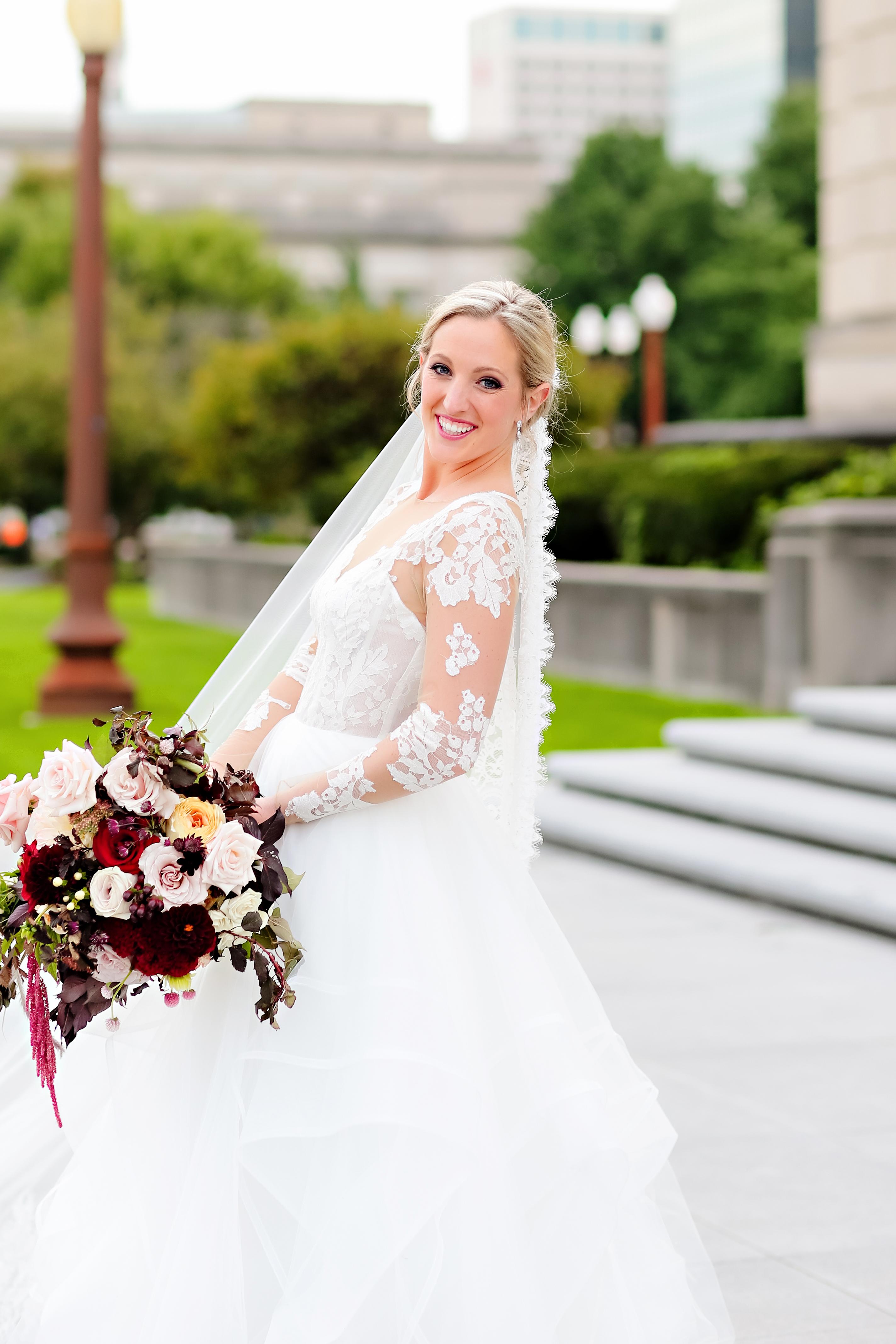 Jordan Ryan Indiana Roof Ballroom Wedding 234