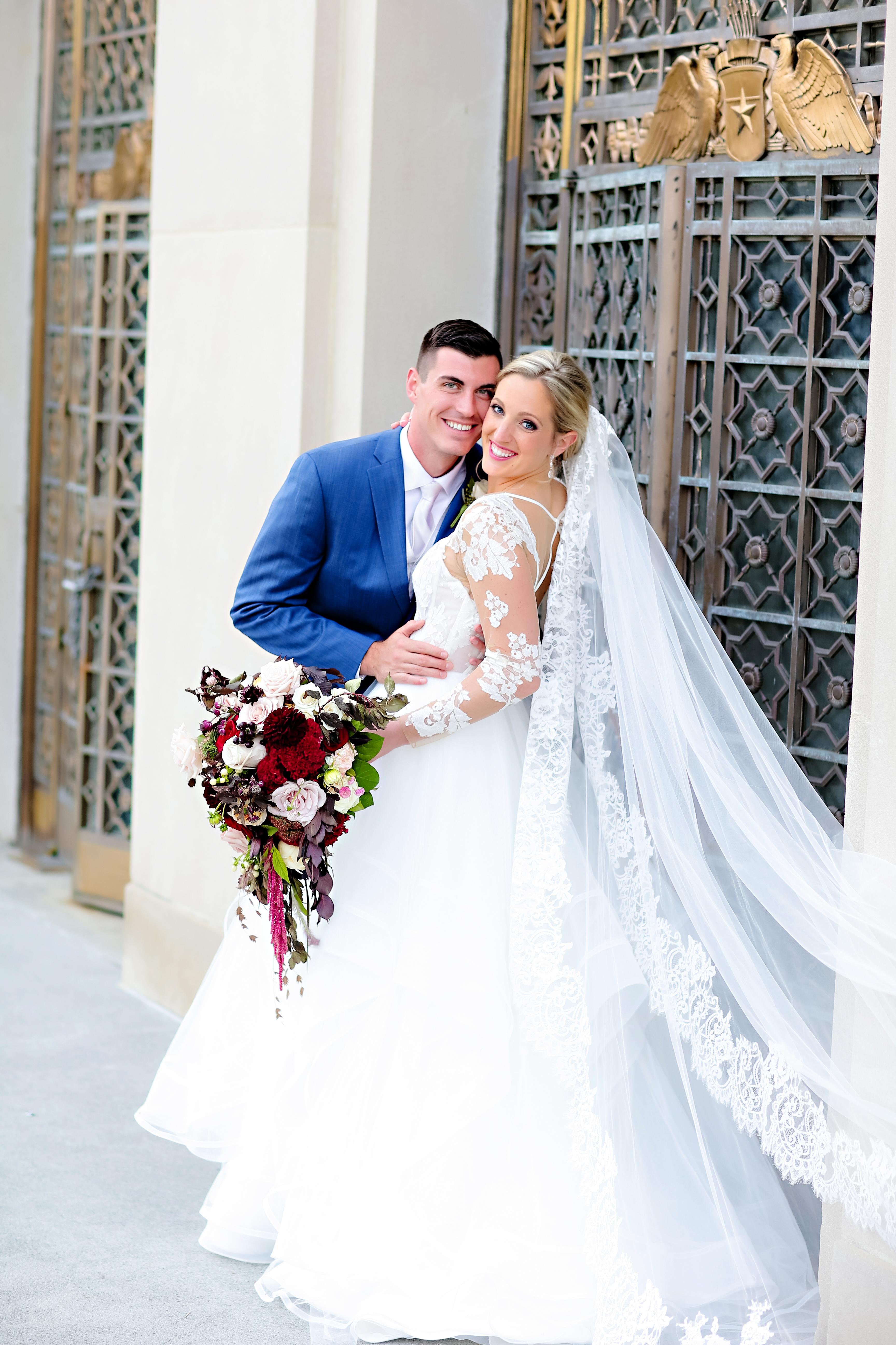 Jordan Ryan Indiana Roof Ballroom Wedding 228