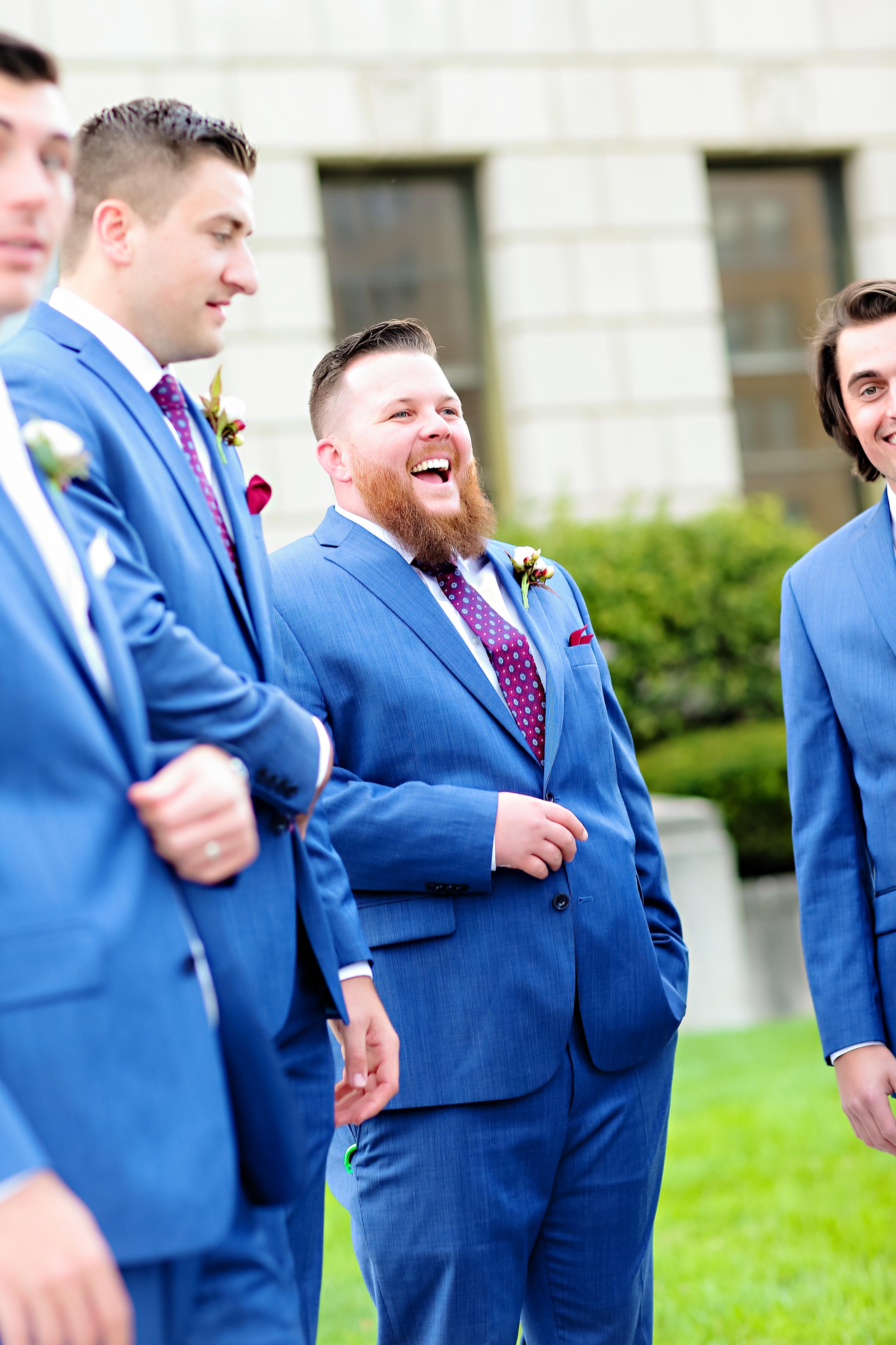 Jordan Ryan Indiana Roof Ballroom Wedding 227