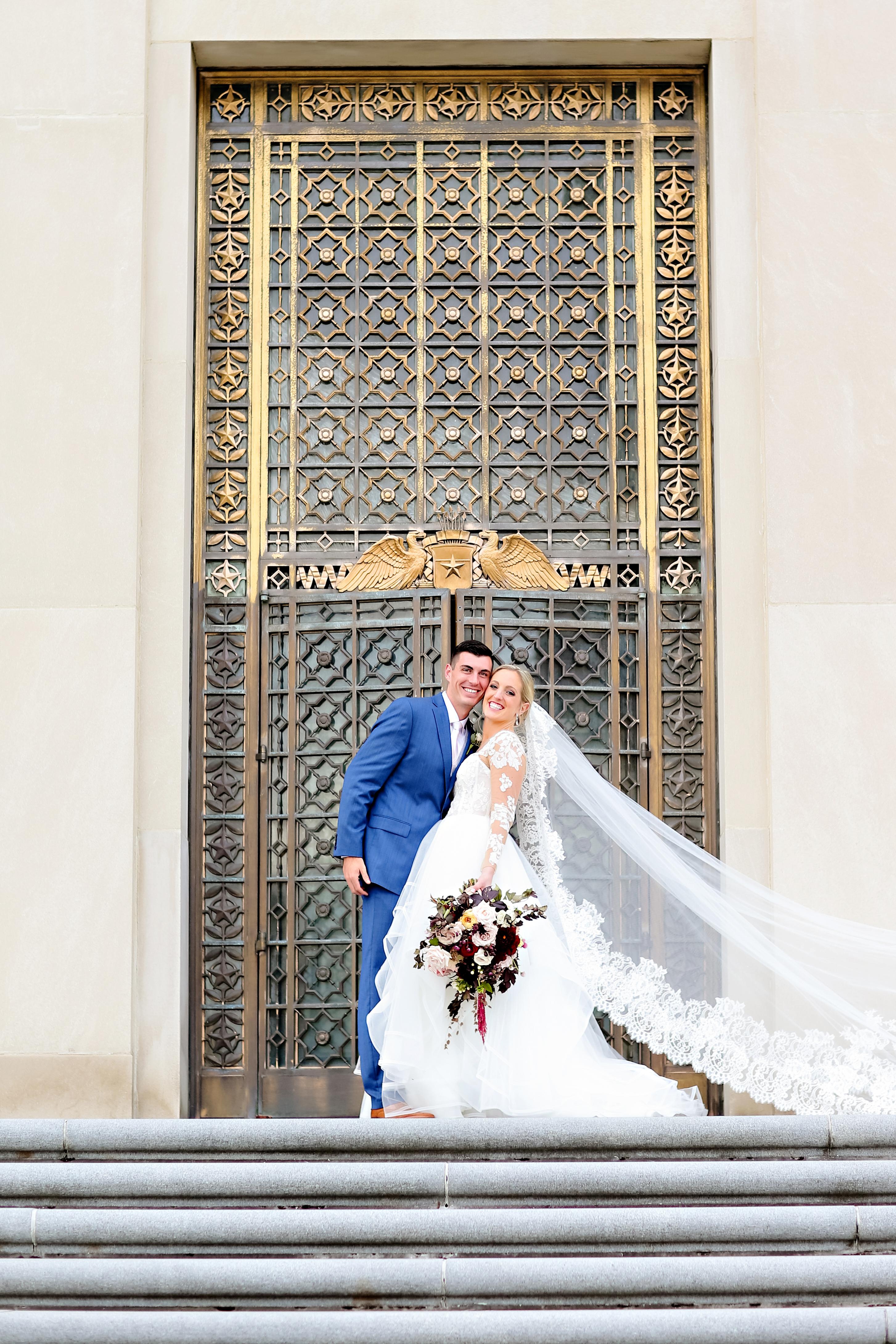 Jordan Ryan Indiana Roof Ballroom Wedding 221