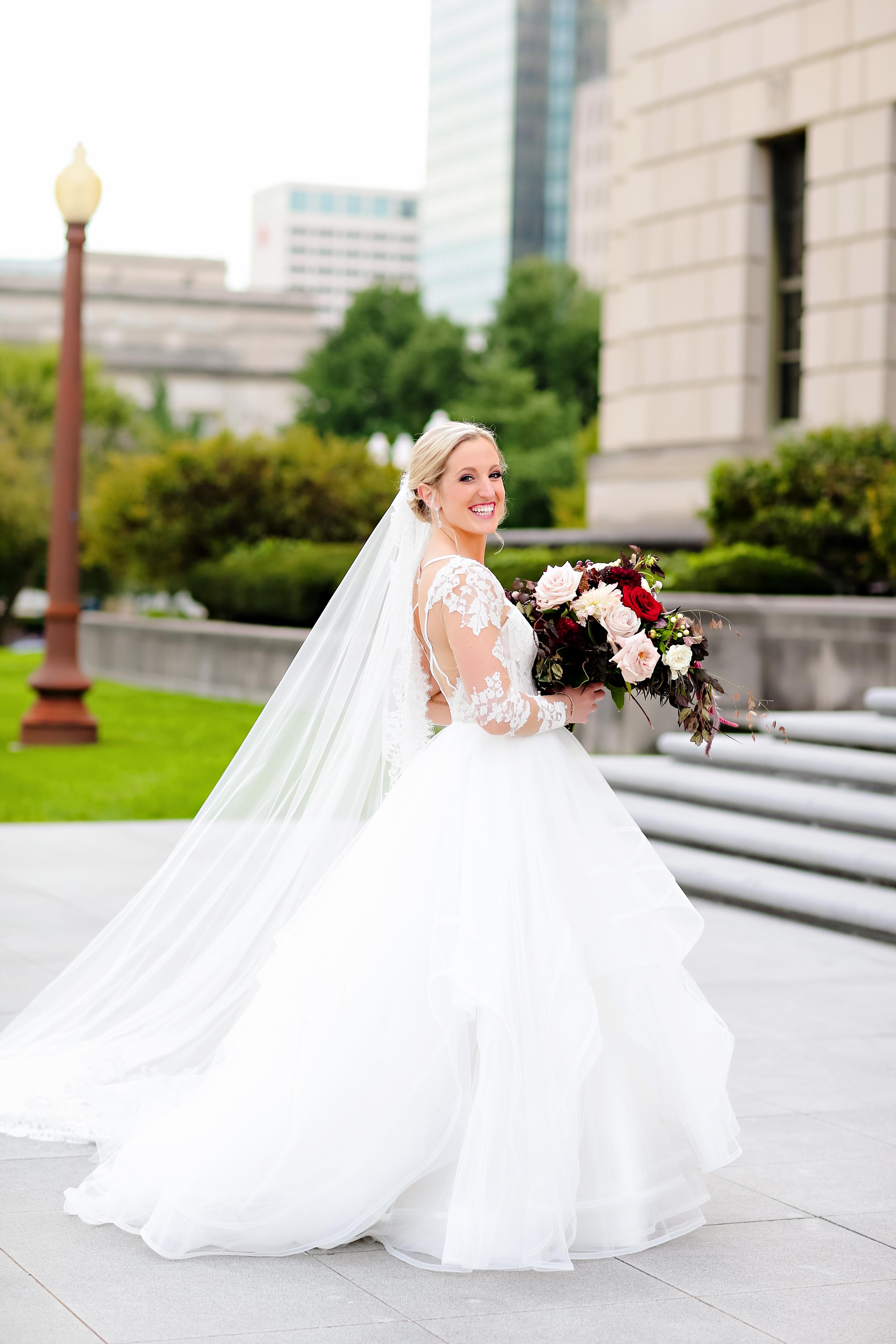 Jordan Ryan Indiana Roof Ballroom Wedding 220