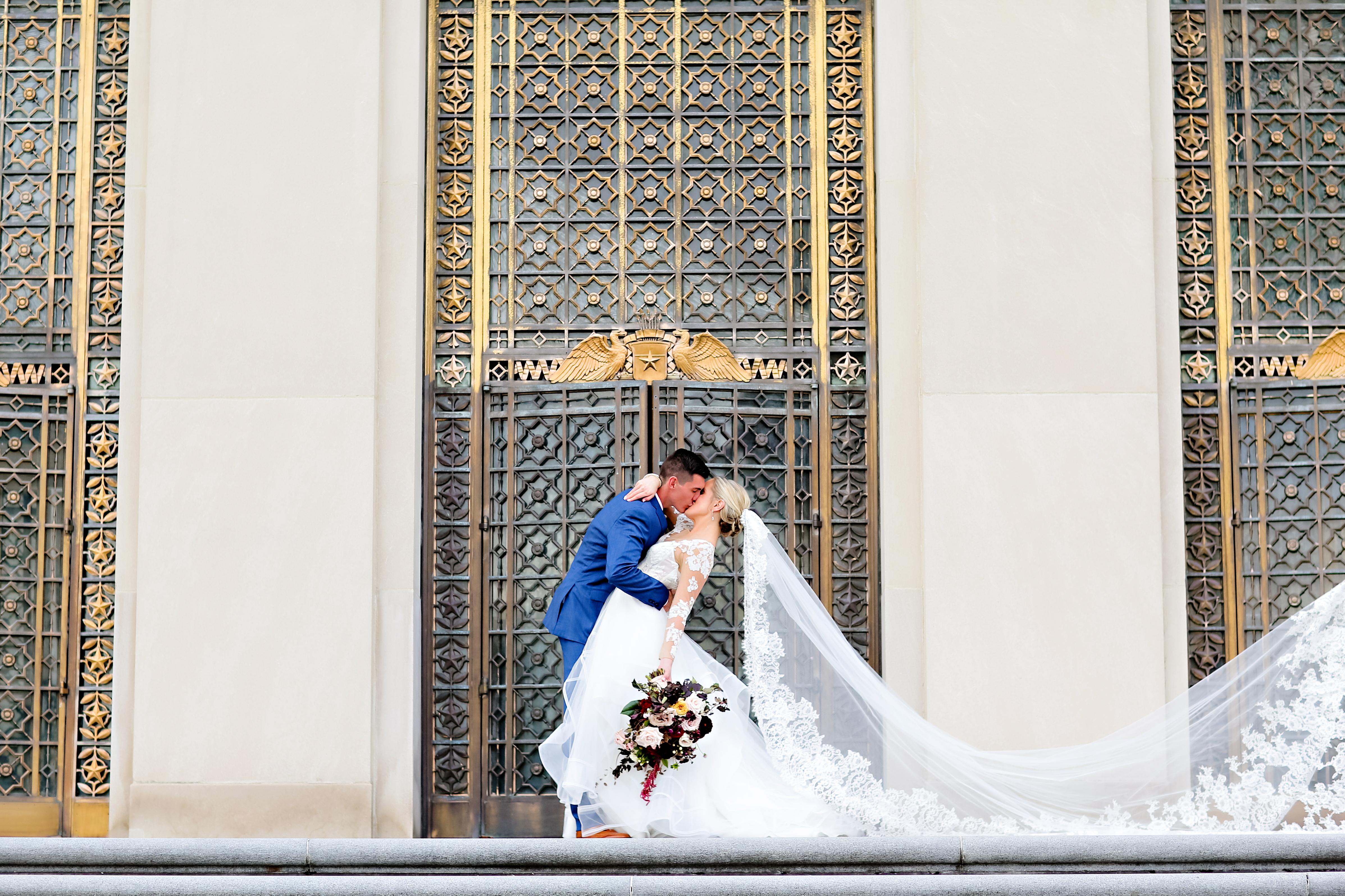 Jordan Ryan Indiana Roof Ballroom Wedding 215