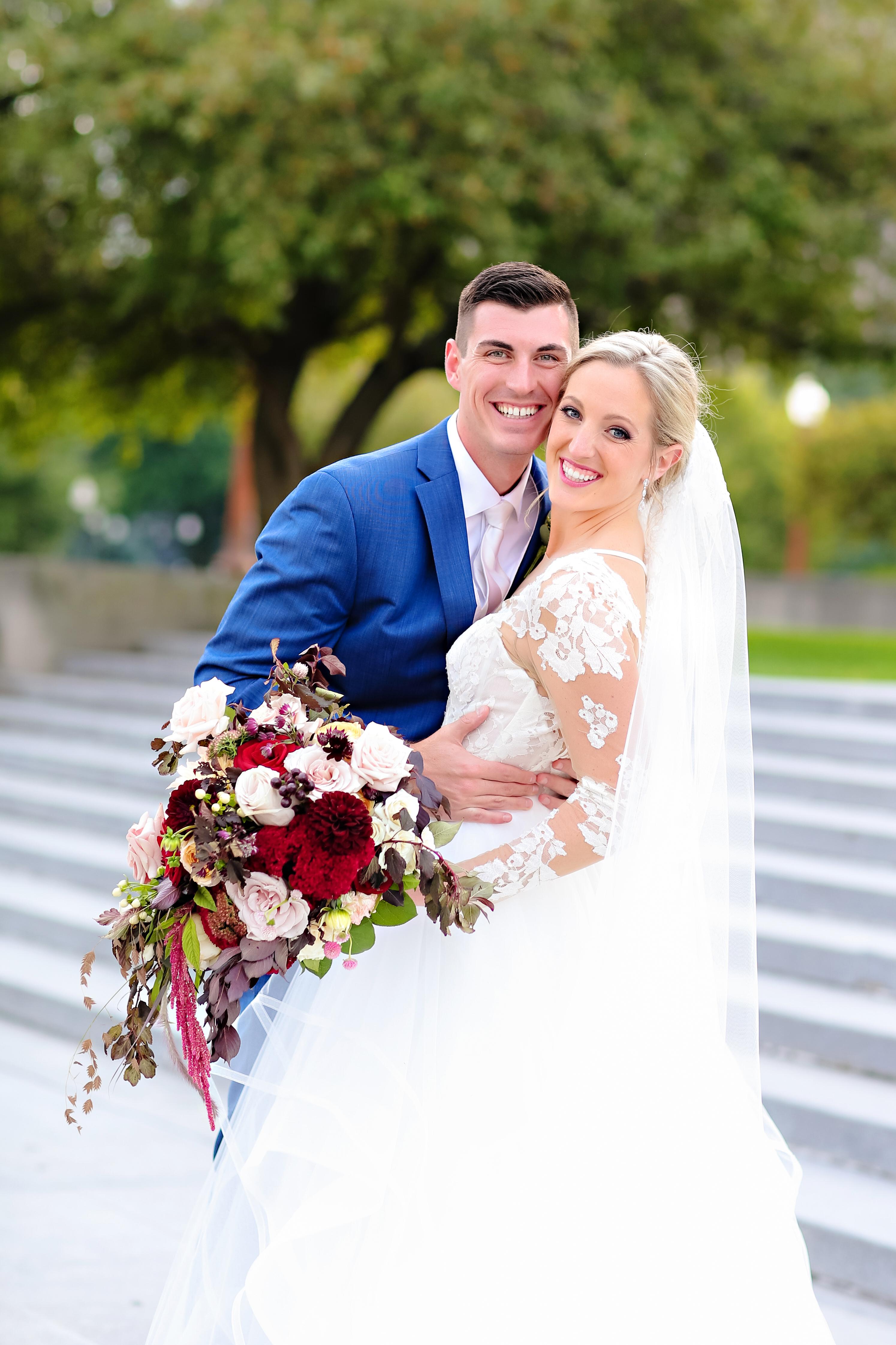 Jordan Ryan Indiana Roof Ballroom Wedding 210