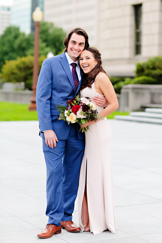 Jordan Ryan Indiana Roof Ballroom Wedding 207