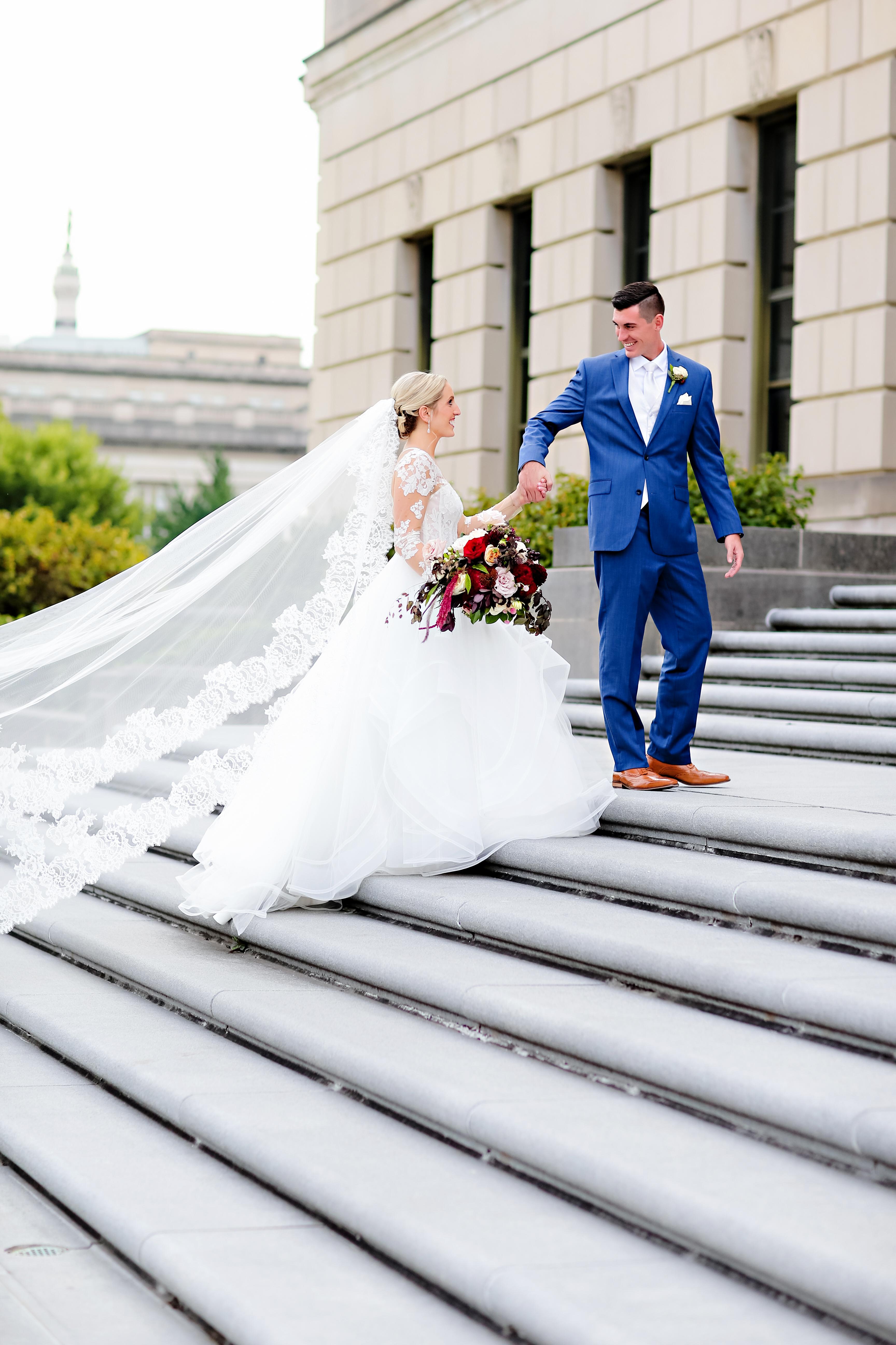 Jordan Ryan Indiana Roof Ballroom Wedding 203
