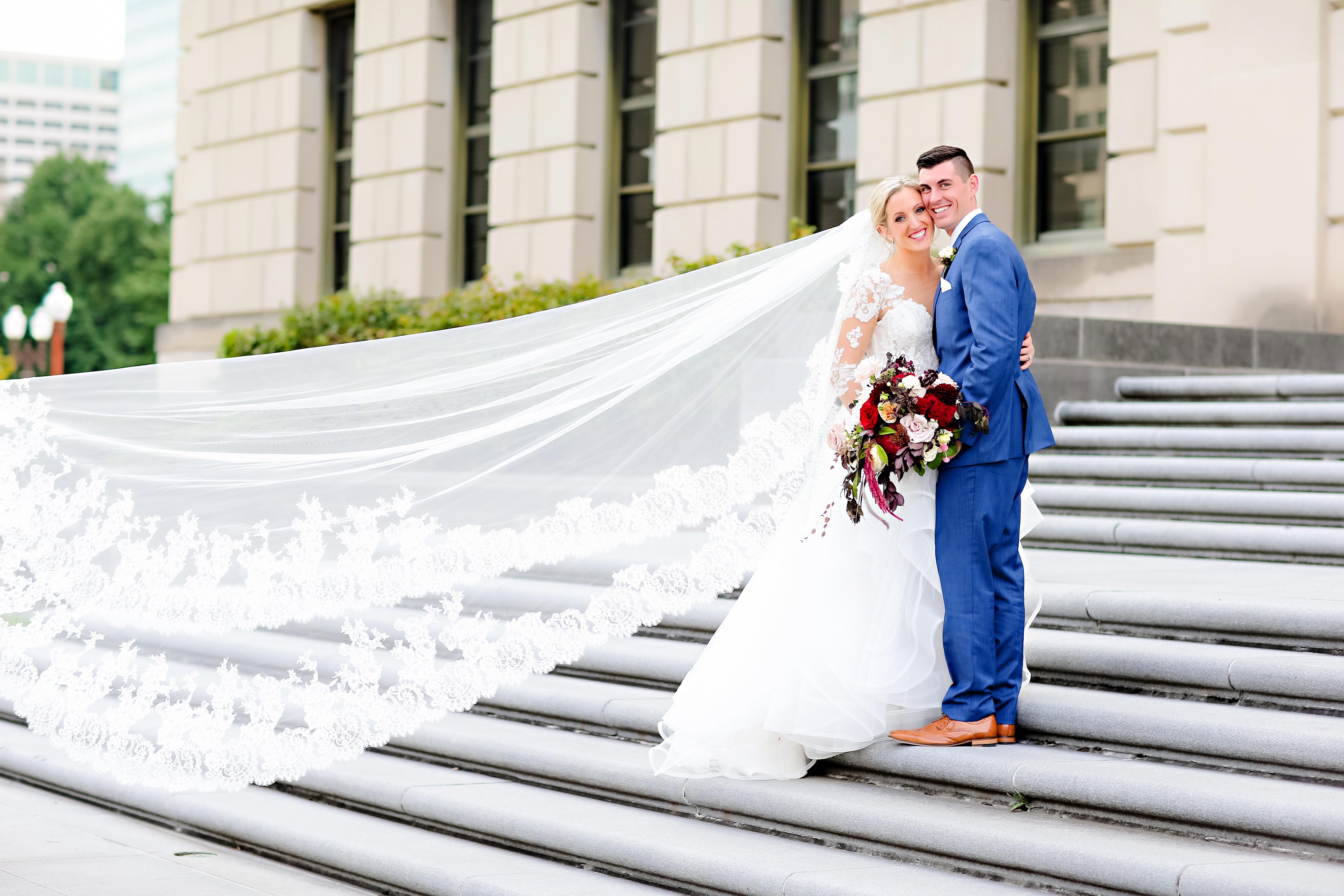 Jordan Ryan Indiana Roof Ballroom Wedding 185