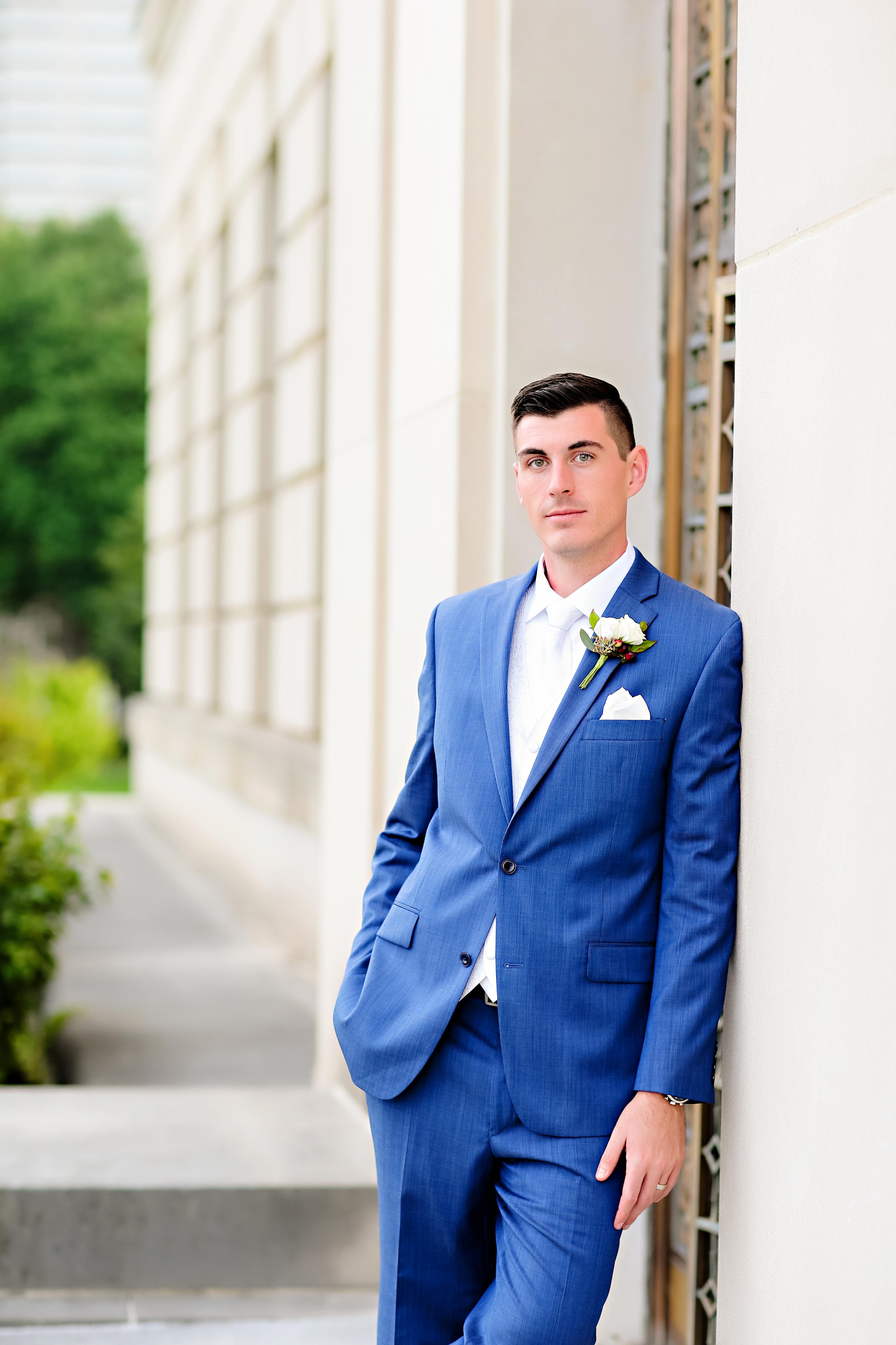 Jordan Ryan Indiana Roof Ballroom Wedding 179