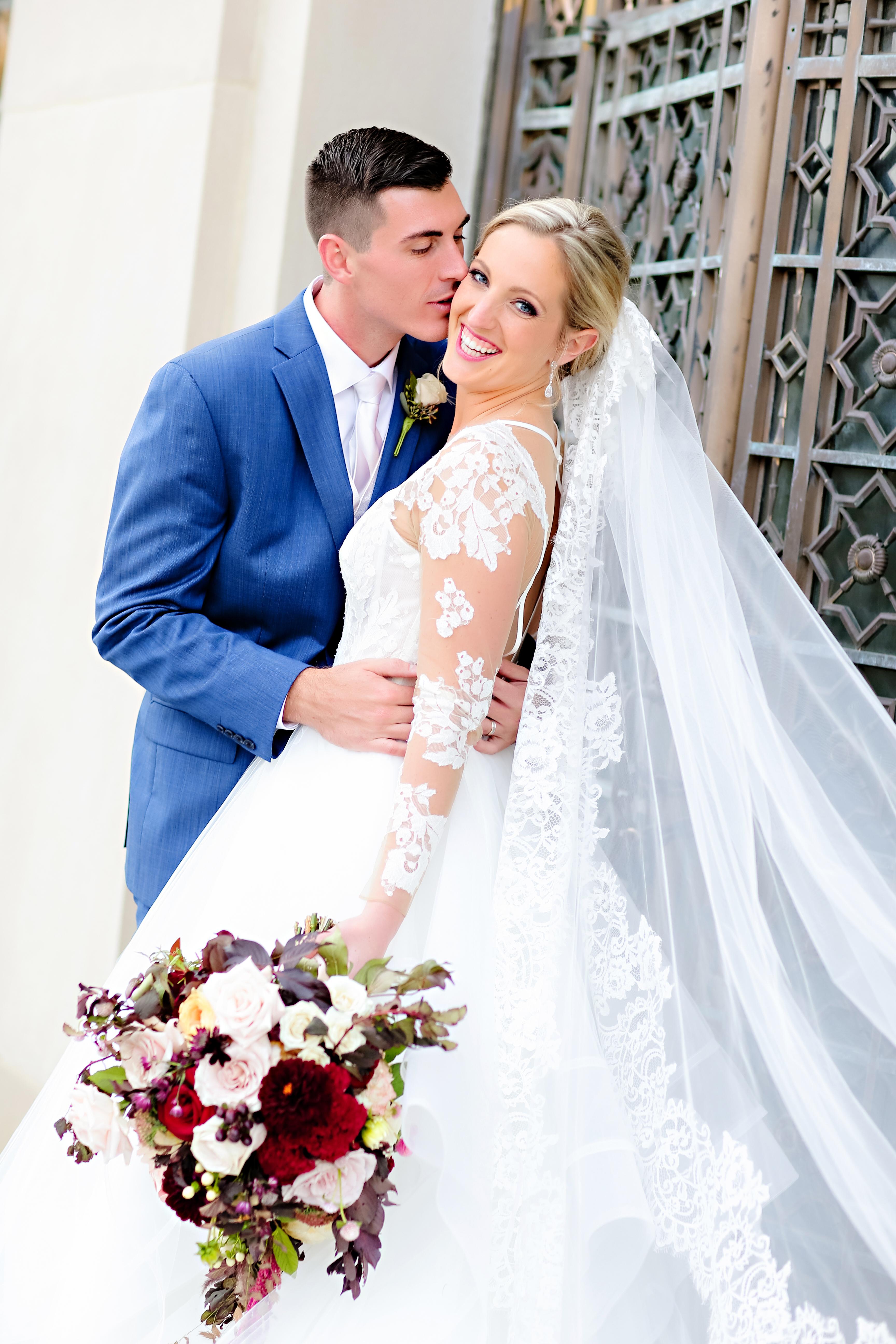 Jordan Ryan Indiana Roof Ballroom Wedding 176