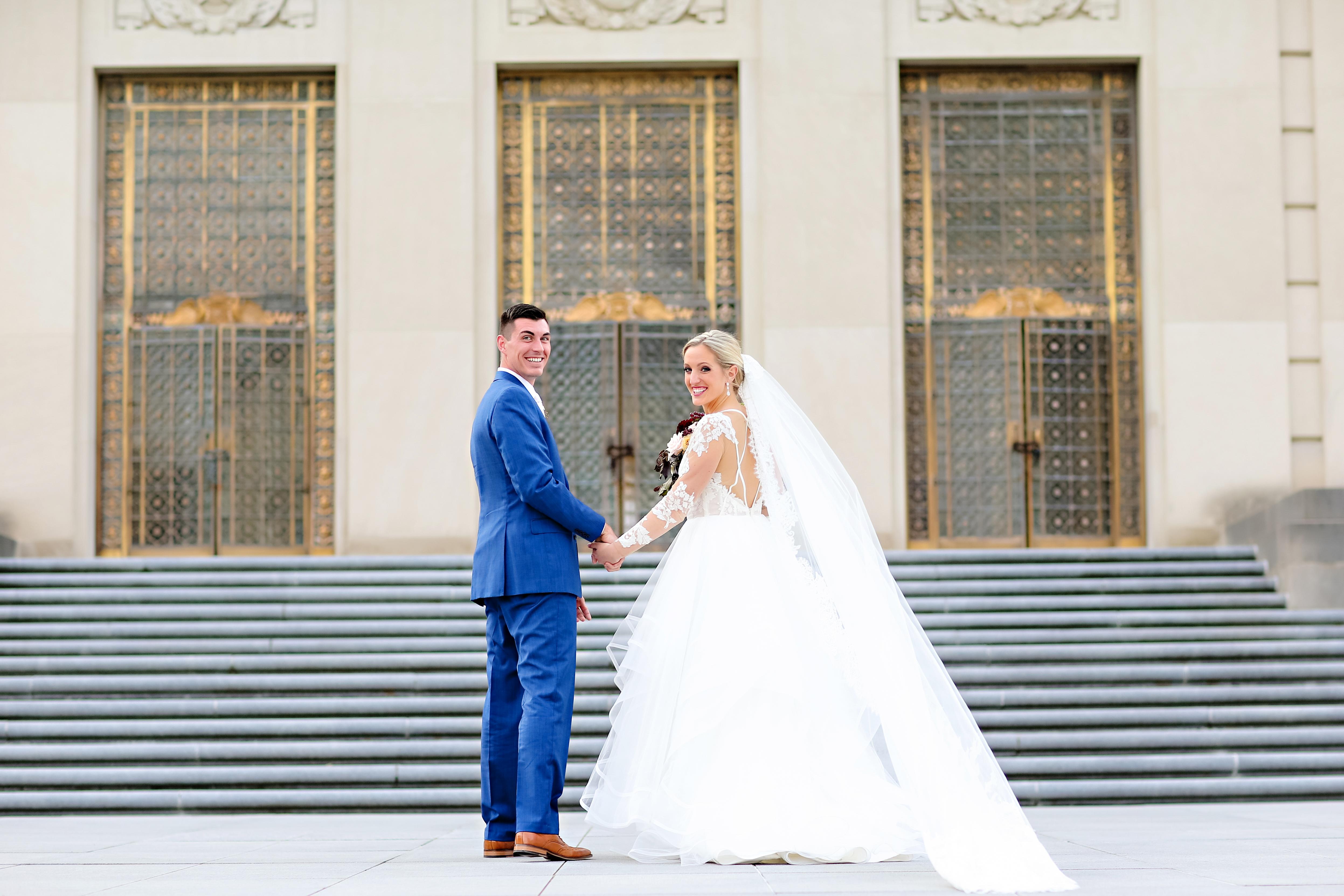 Jordan Ryan Indiana Roof Ballroom Wedding 172