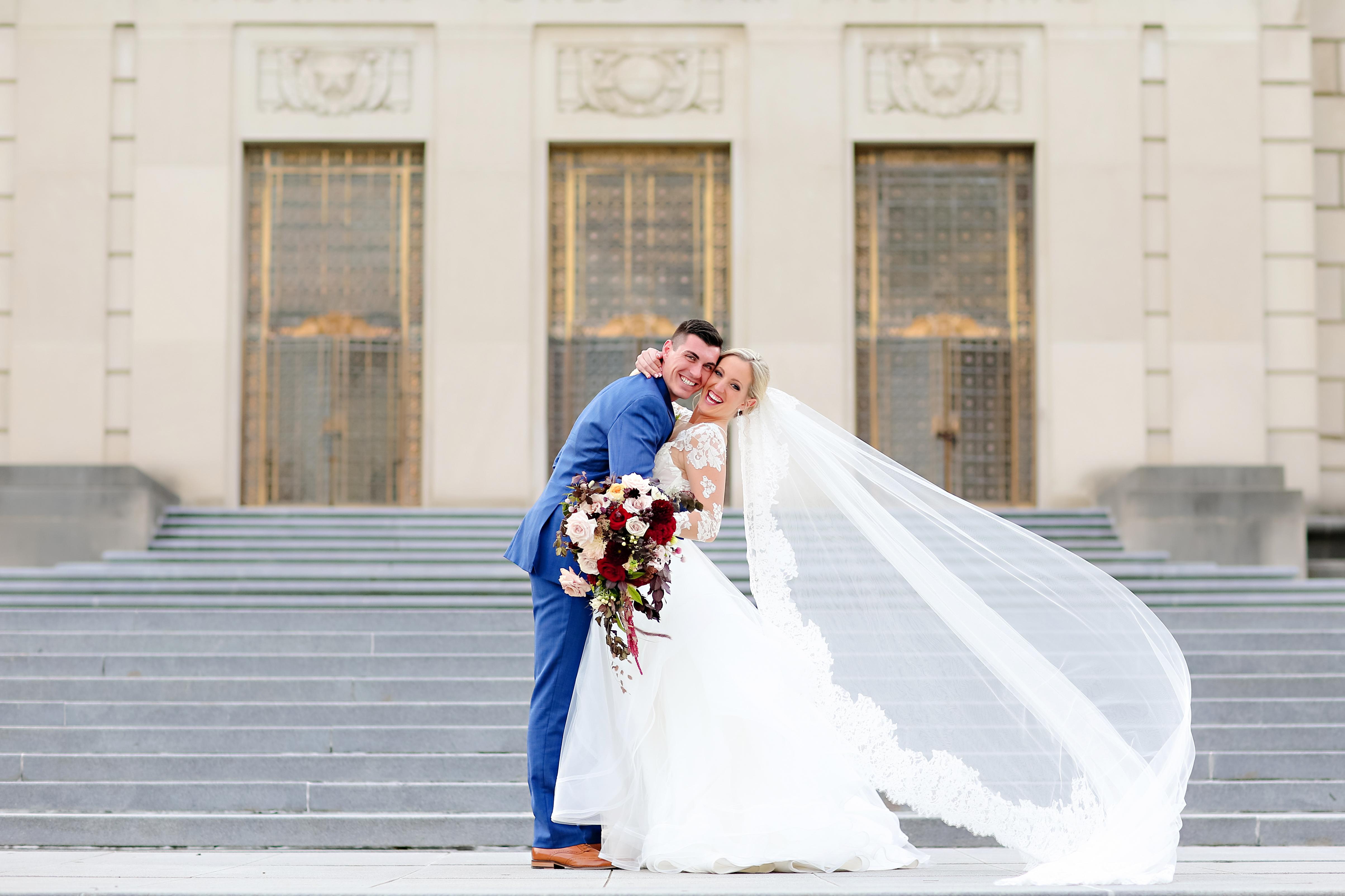 Jordan Ryan Indiana Roof Ballroom Wedding 170
