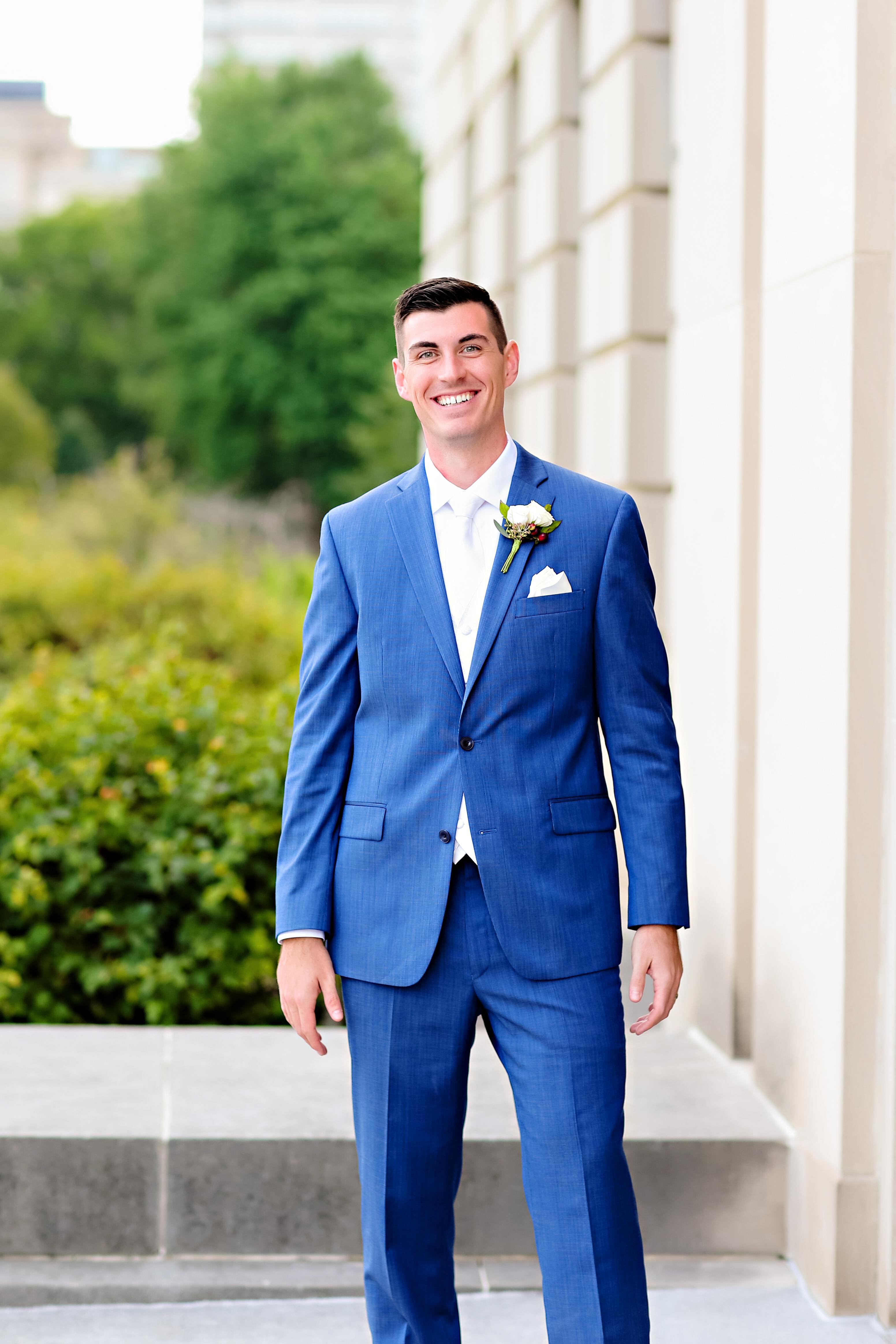 Jordan Ryan Indiana Roof Ballroom Wedding 159