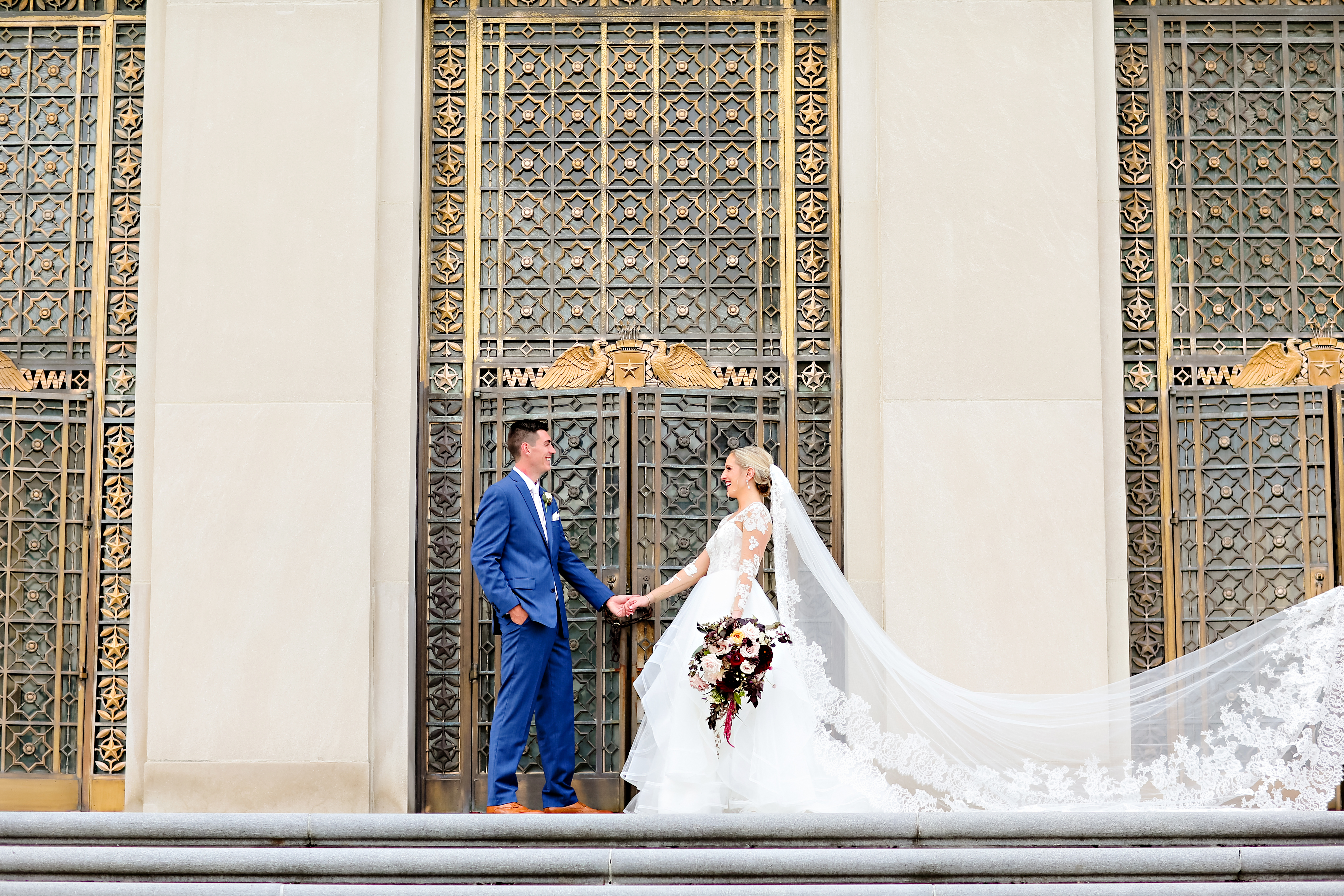 Jordan Ryan Indiana Roof Ballroom Wedding 154