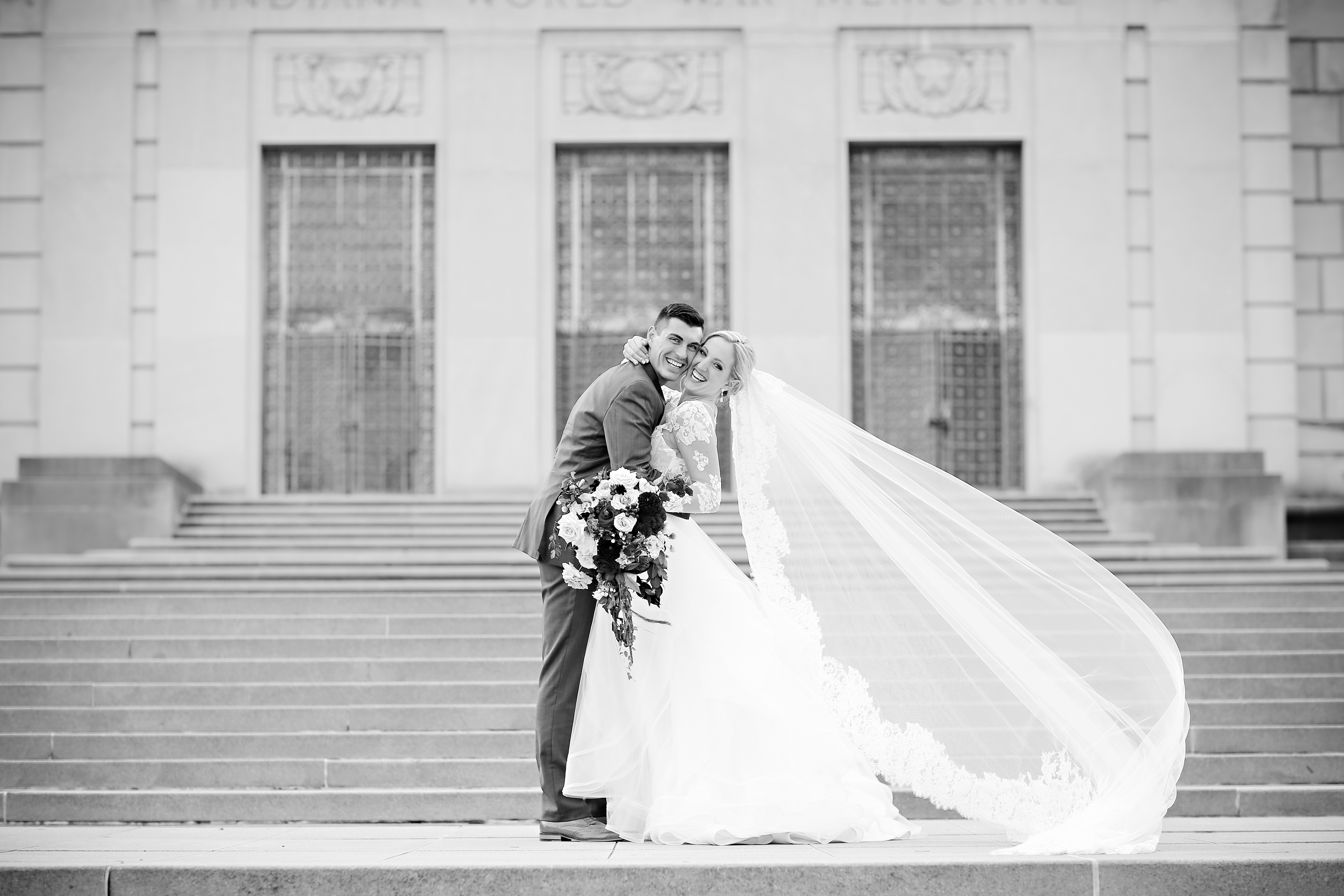 Jordan Ryan Indiana Roof Ballroom Wedding 152