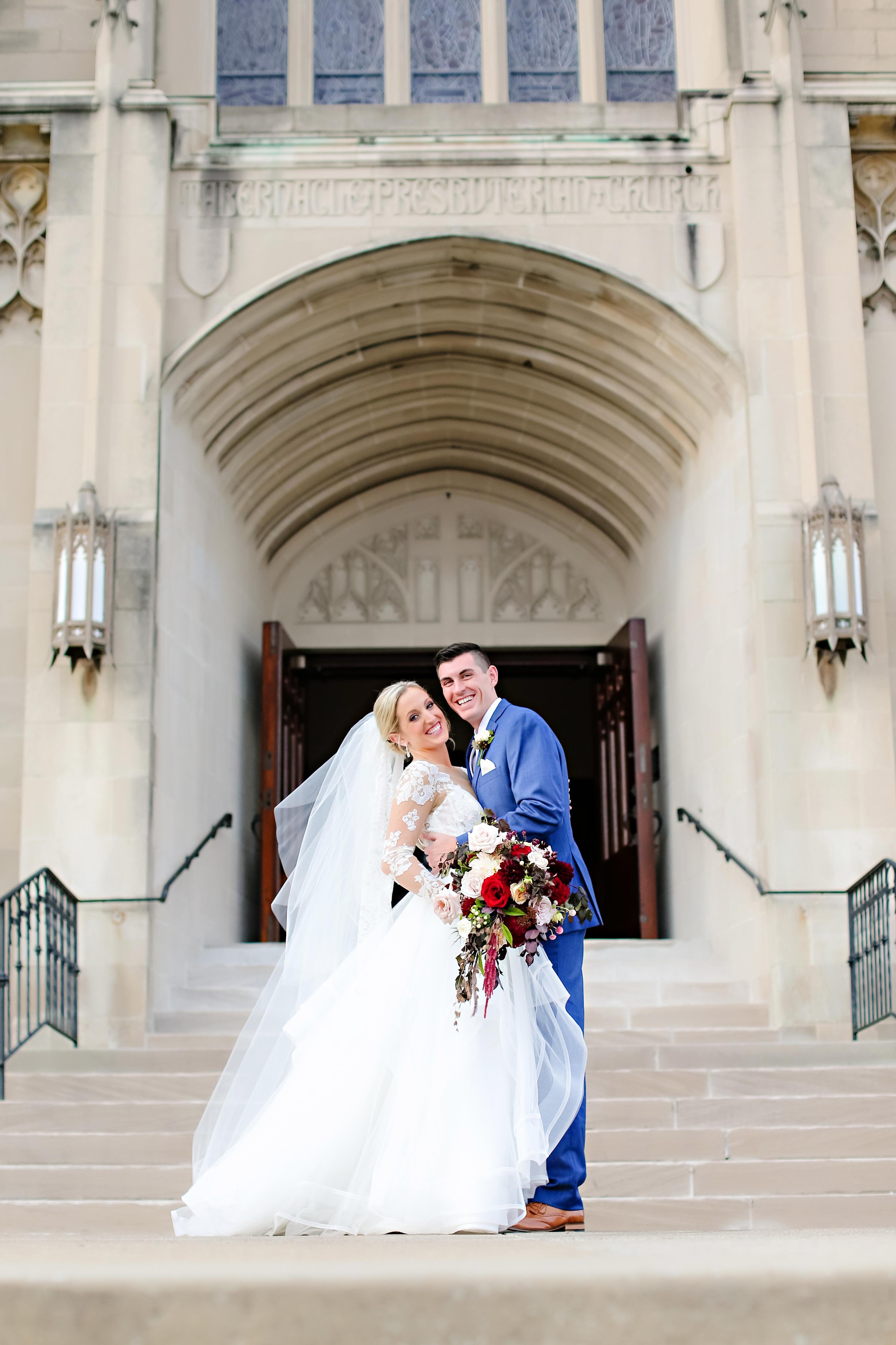 Jordan Ryan Indiana Roof Ballroom Wedding 147