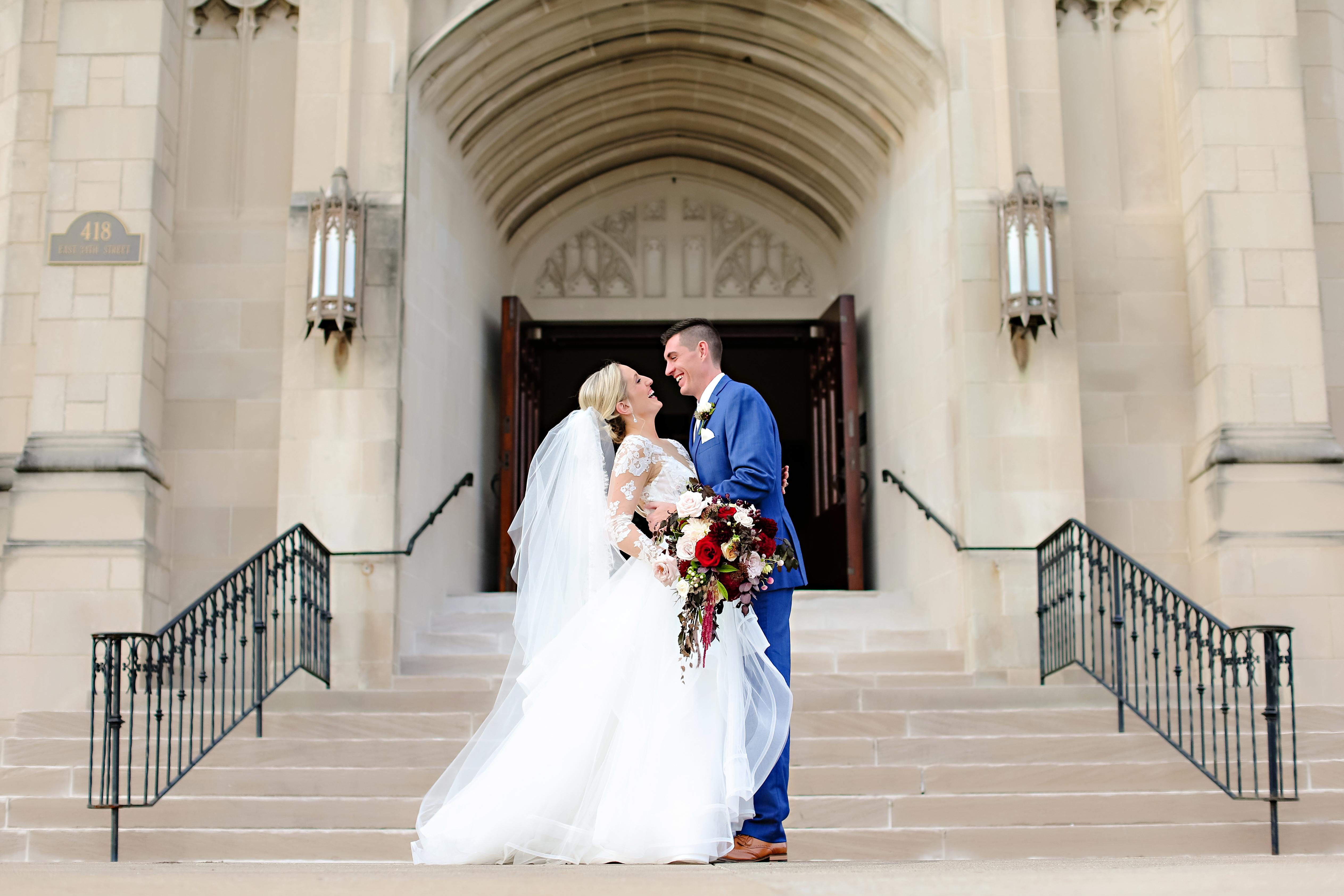 Jordan Ryan Indiana Roof Ballroom Wedding 143