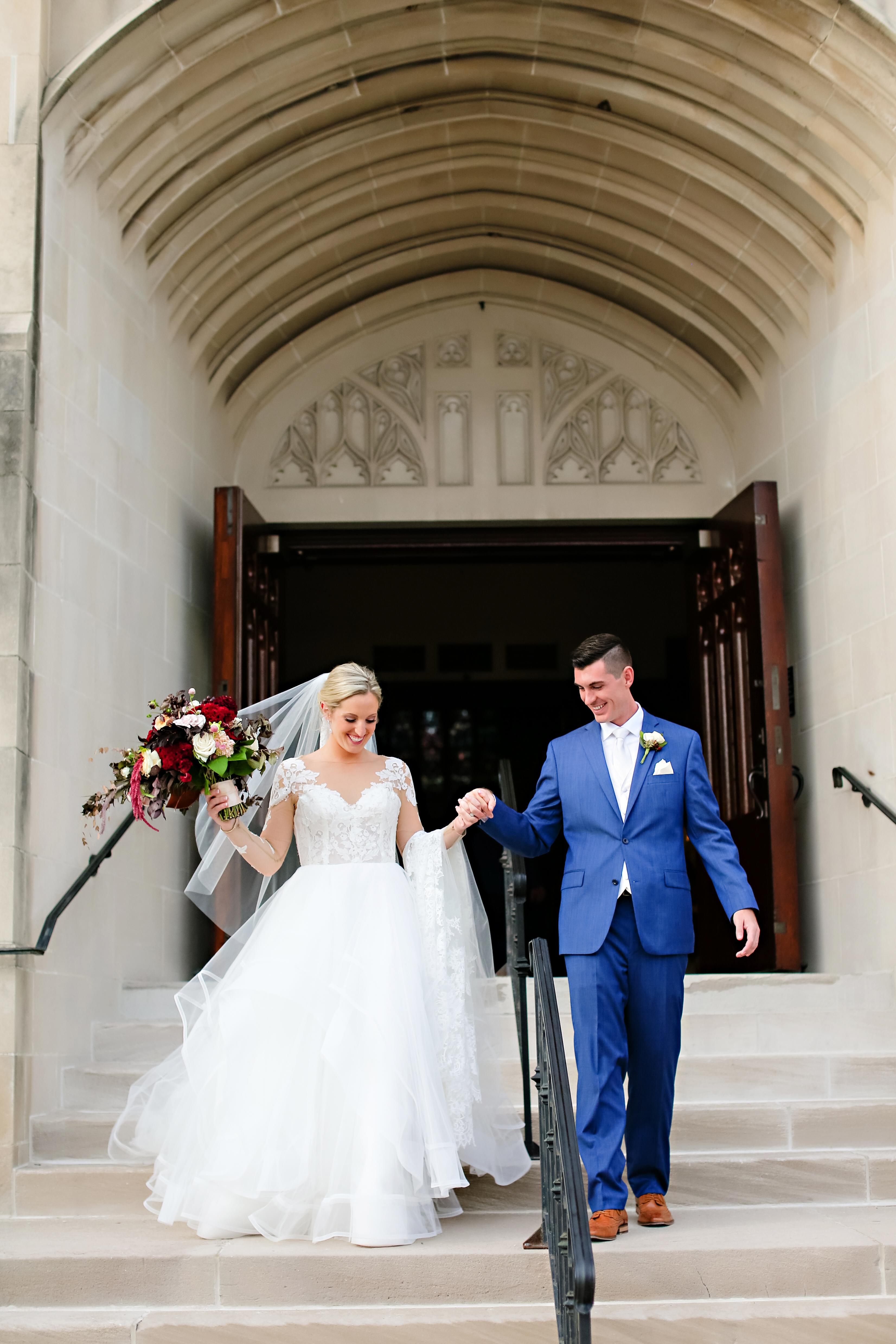 Jordan Ryan Indiana Roof Ballroom Wedding 141