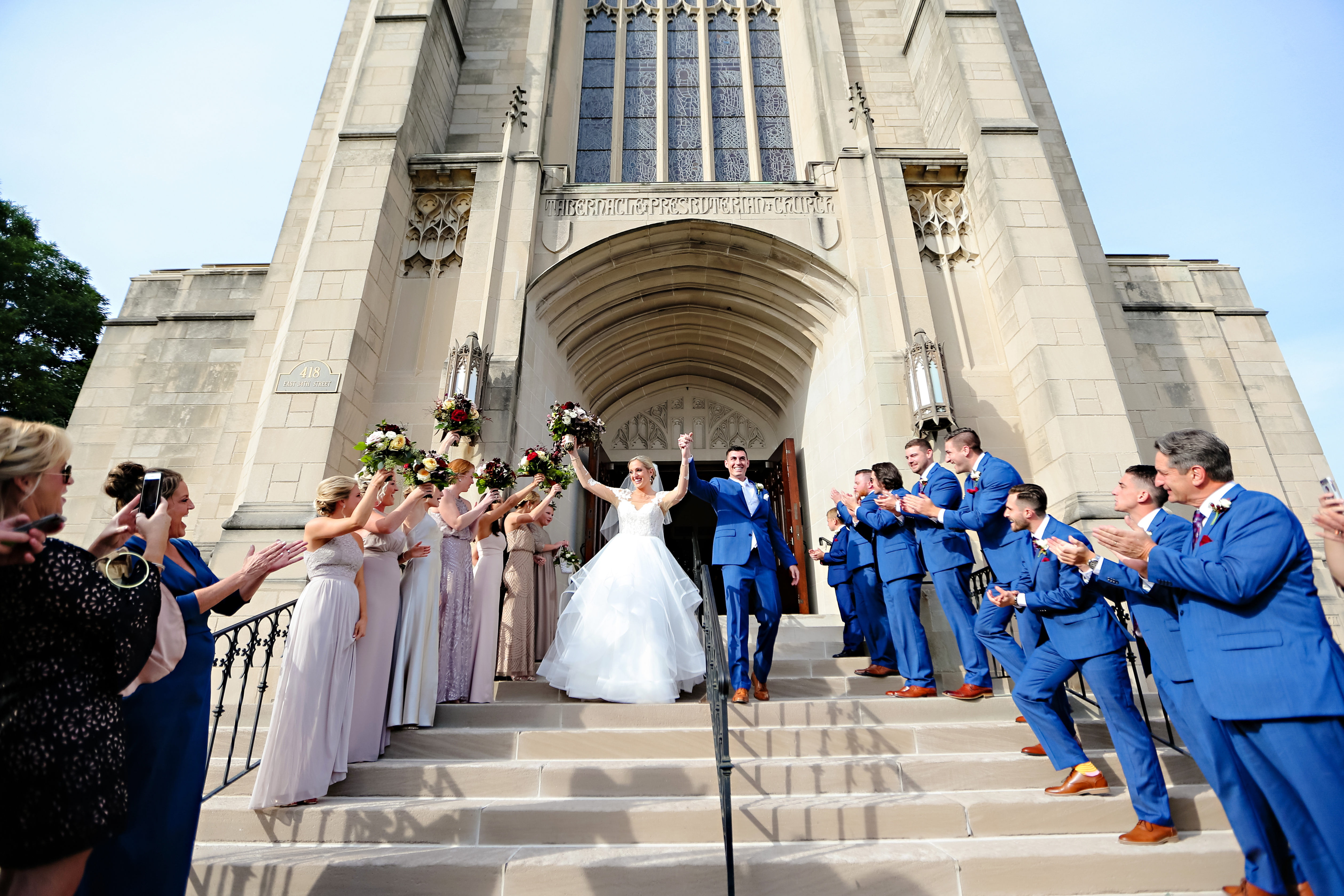 Jordan Ryan Indiana Roof Ballroom Wedding 134