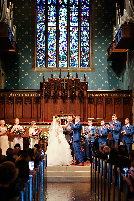 Jordan Ryan Indiana Roof Ballroom Wedding 128