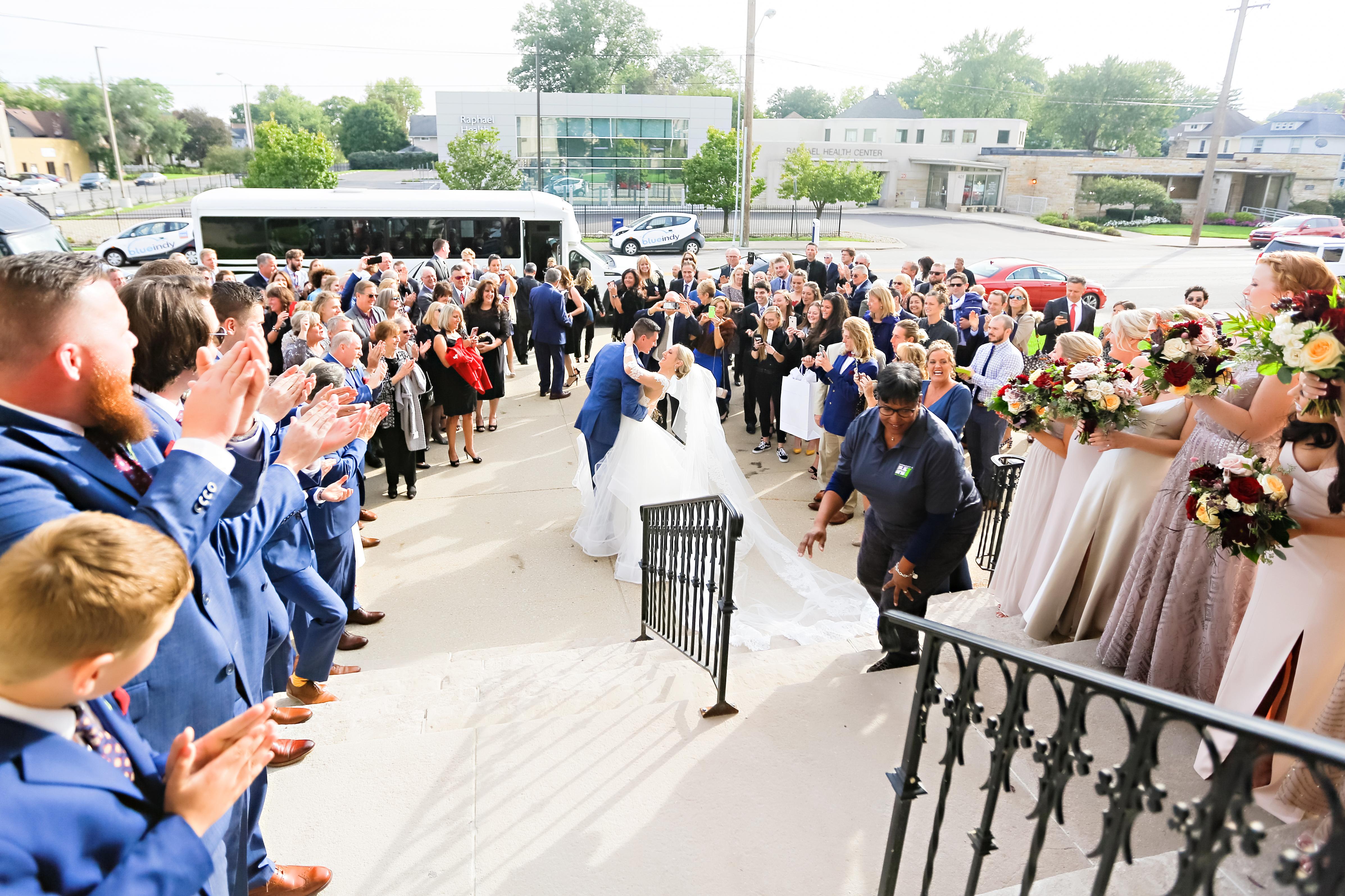 Jordan Ryan Indiana Roof Ballroom Wedding 115