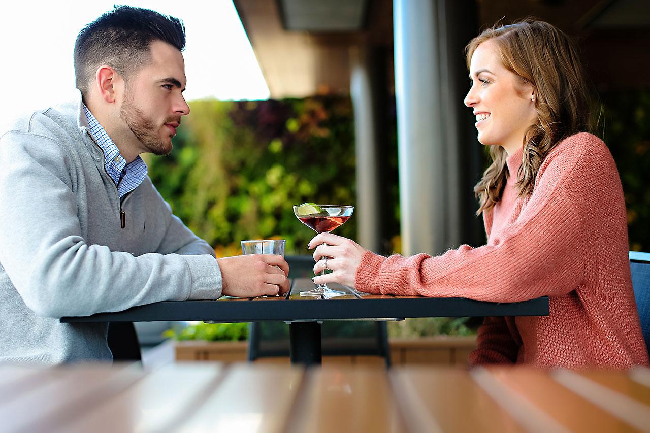 Callie Josh Carmel Indiana Engagement Session 046