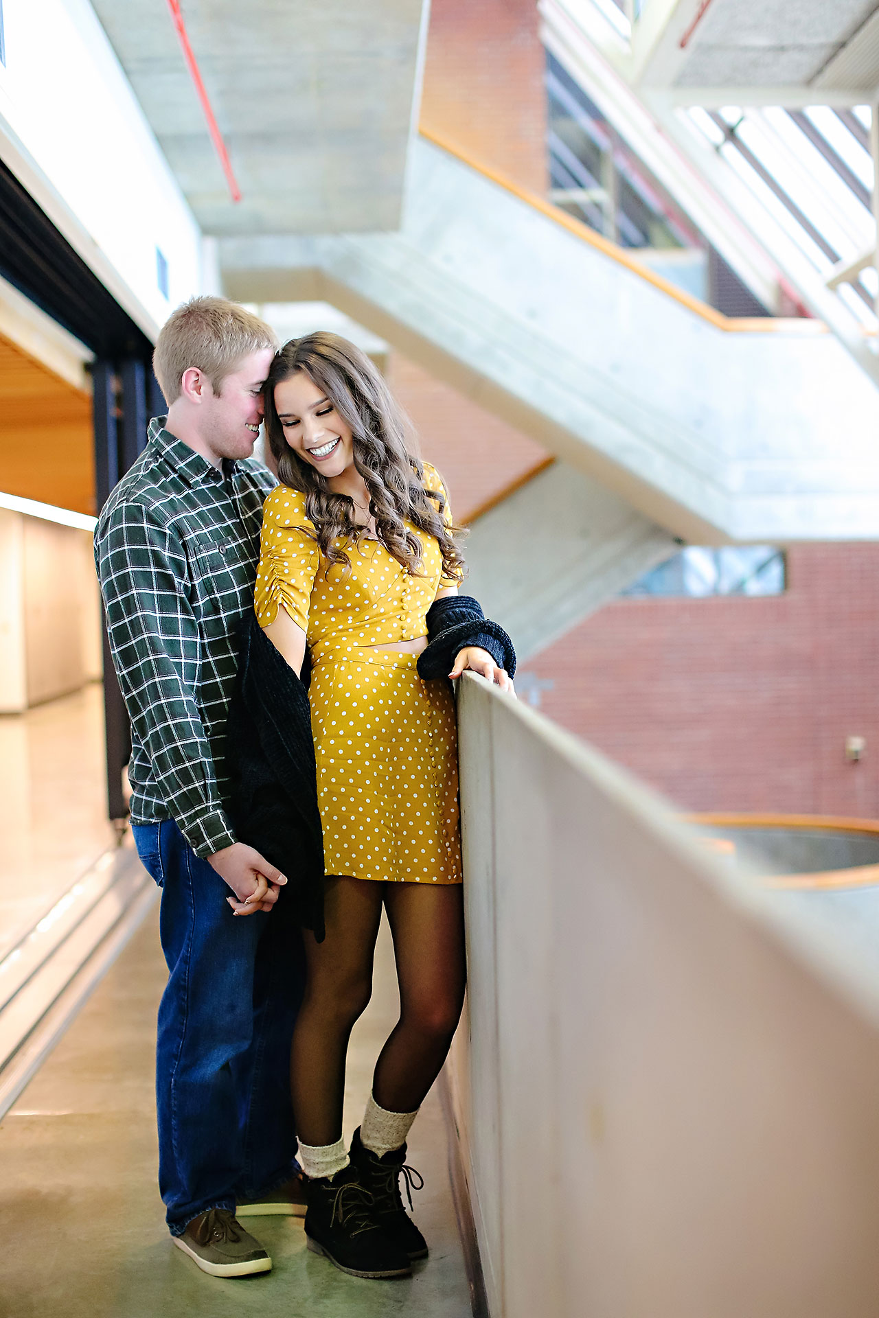 Hannah Ian Ball State Engagement Session 001