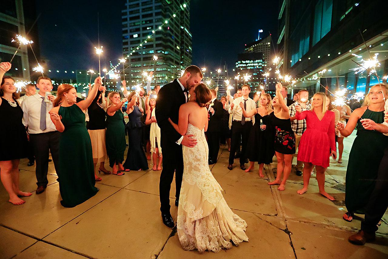 Erika Scott Regions Tower Indianapolis Wedding 392