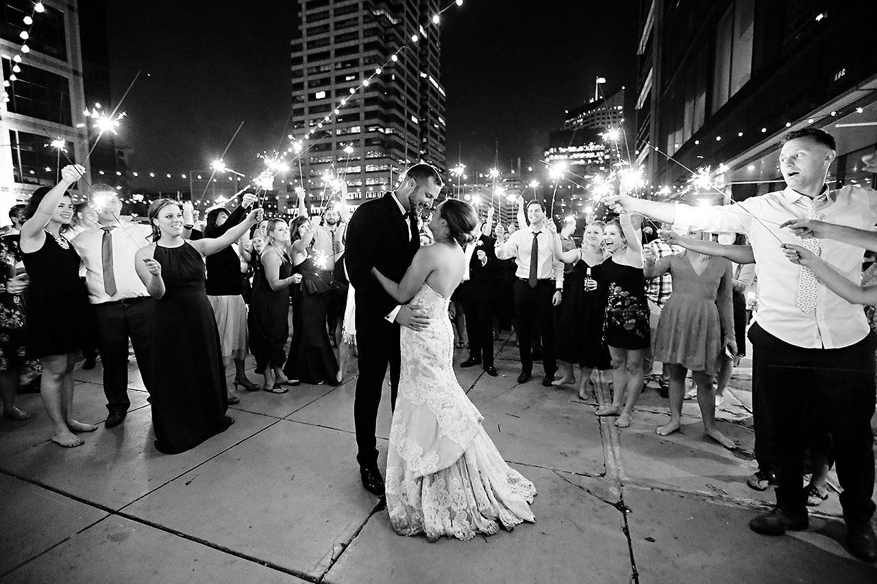 Erika Scott Regions Tower Indianapolis Wedding 393