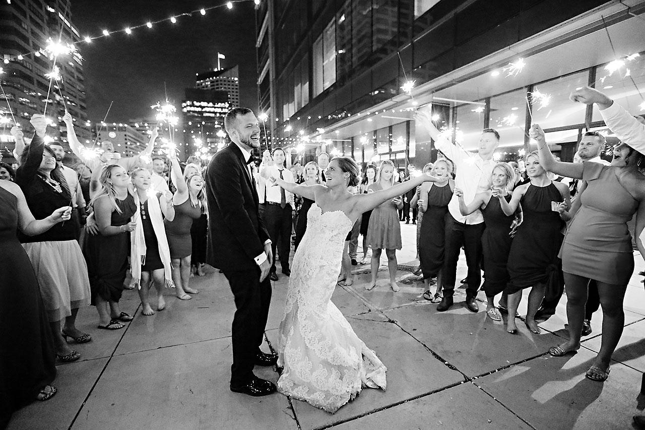 Erika Scott Regions Tower Indianapolis Wedding 391