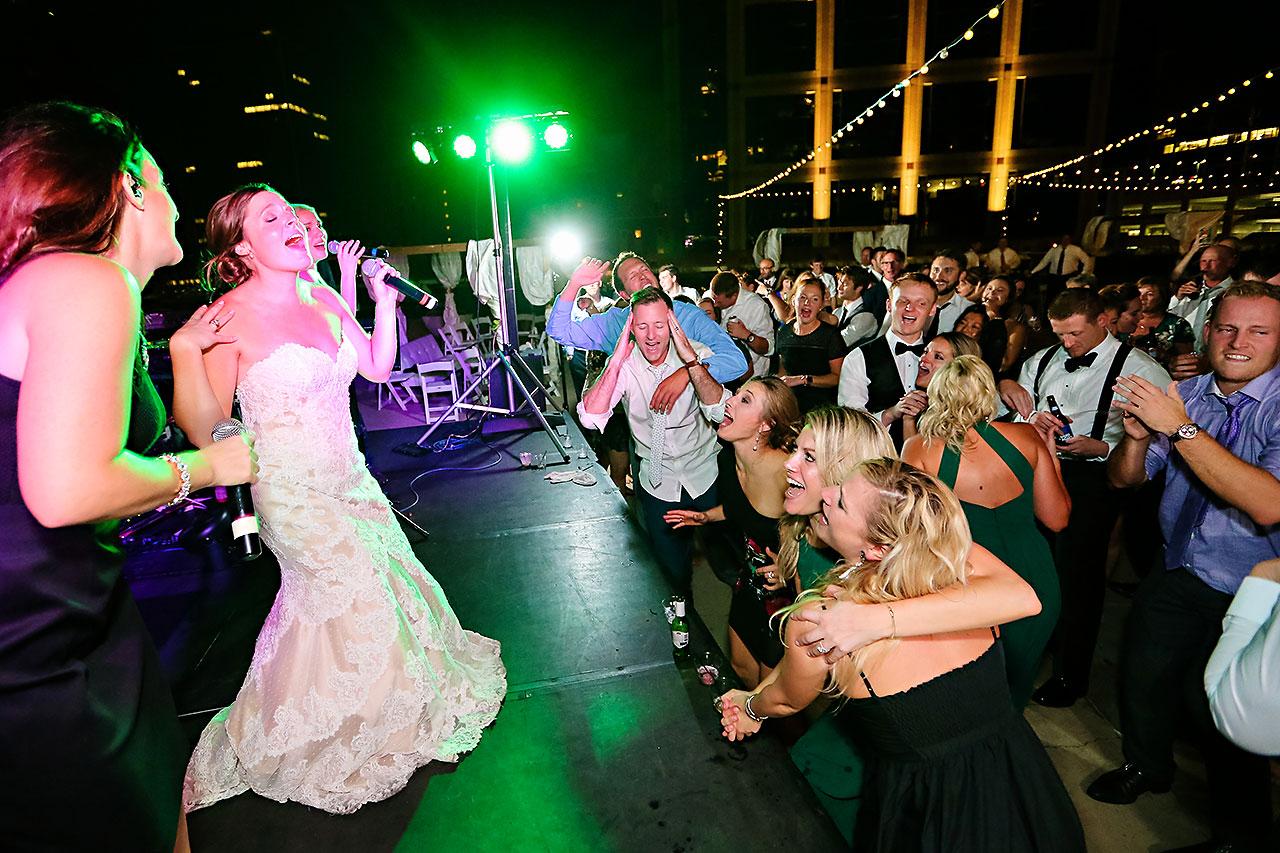 Erika Scott Regions Tower Indianapolis Wedding 379