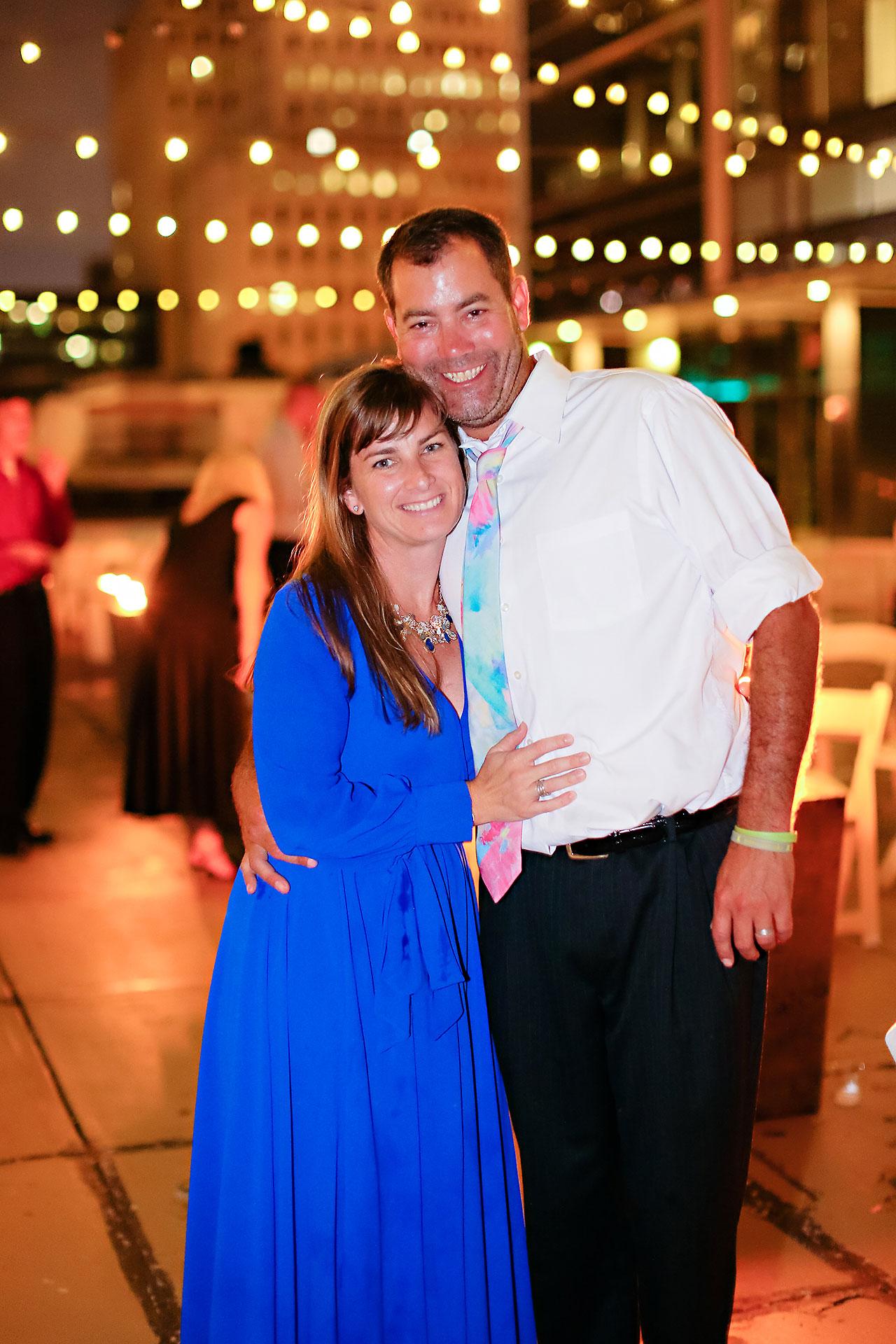 Erika Scott Regions Tower Indianapolis Wedding 377