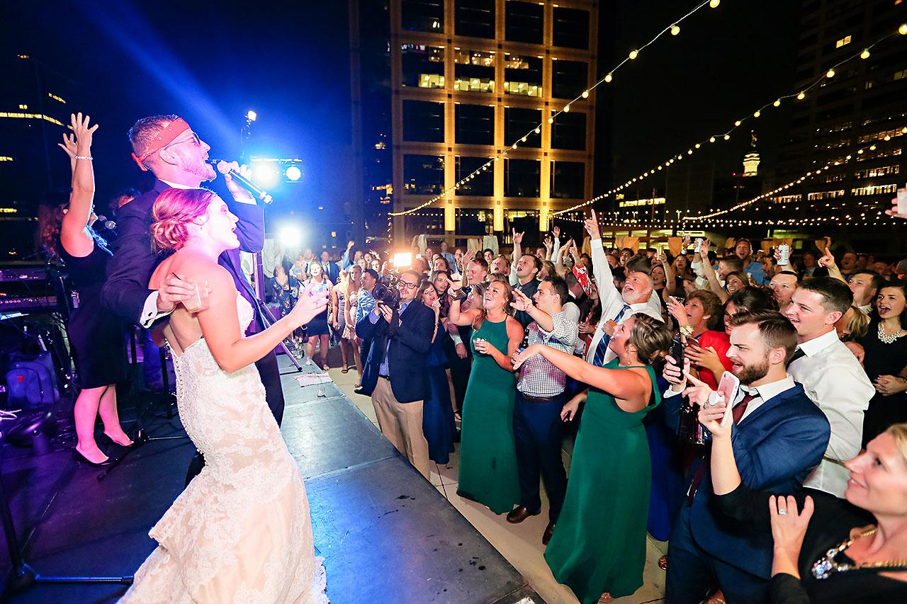 Erika Scott Regions Tower Indianapolis Wedding 368