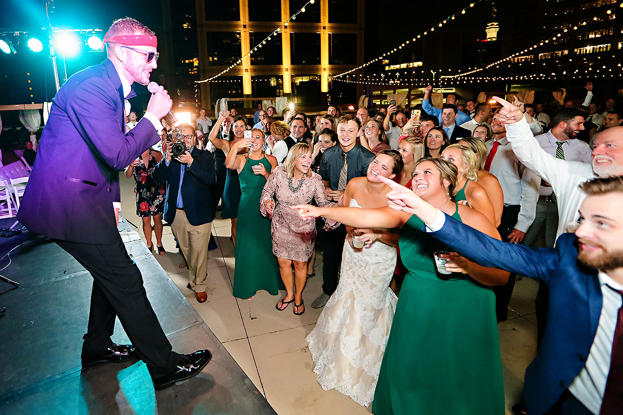 Erika Scott Regions Tower Indianapolis Wedding 362