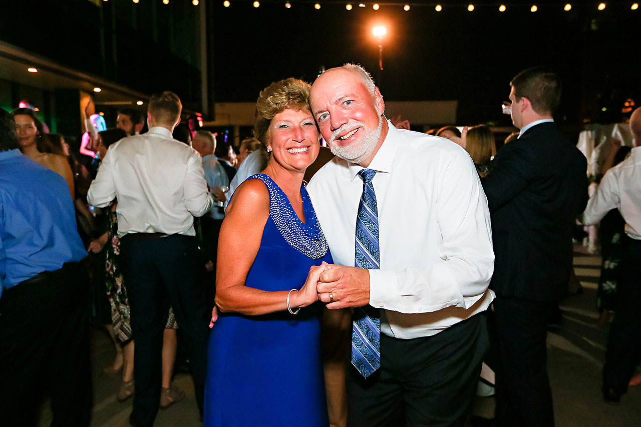 Erika Scott Regions Tower Indianapolis Wedding 354