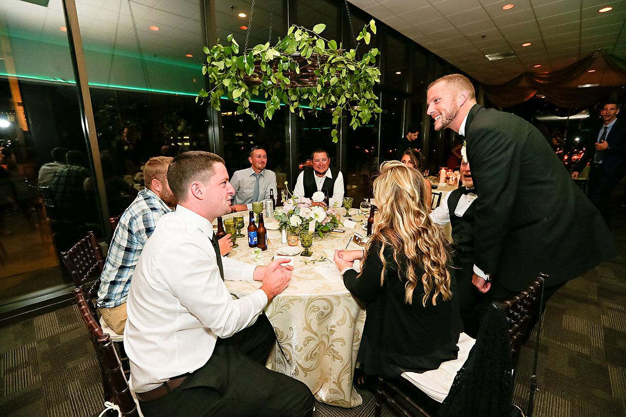 Erika Scott Regions Tower Indianapolis Wedding 338