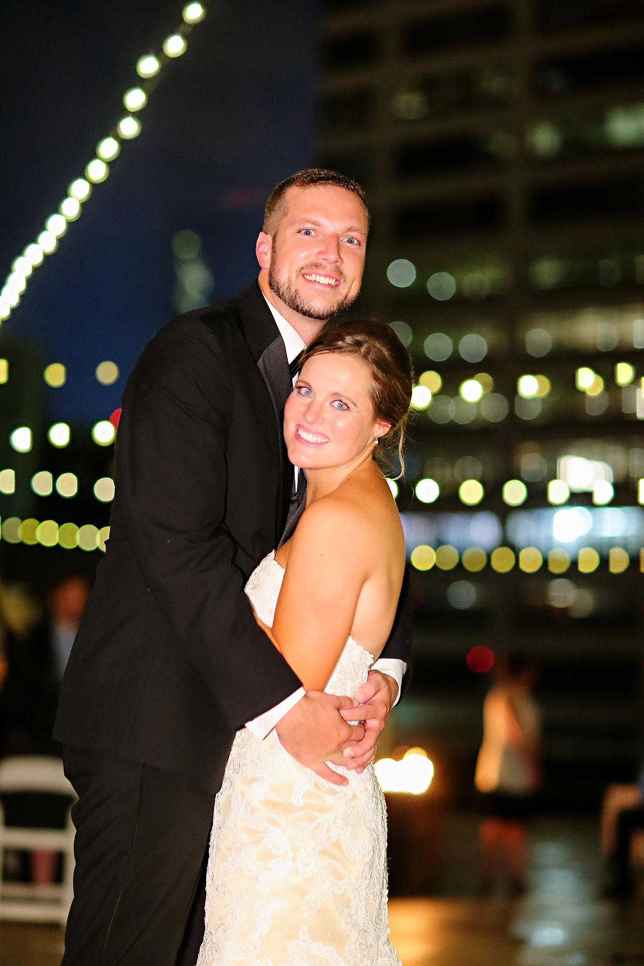 Erika Scott Regions Tower Indianapolis Wedding 333