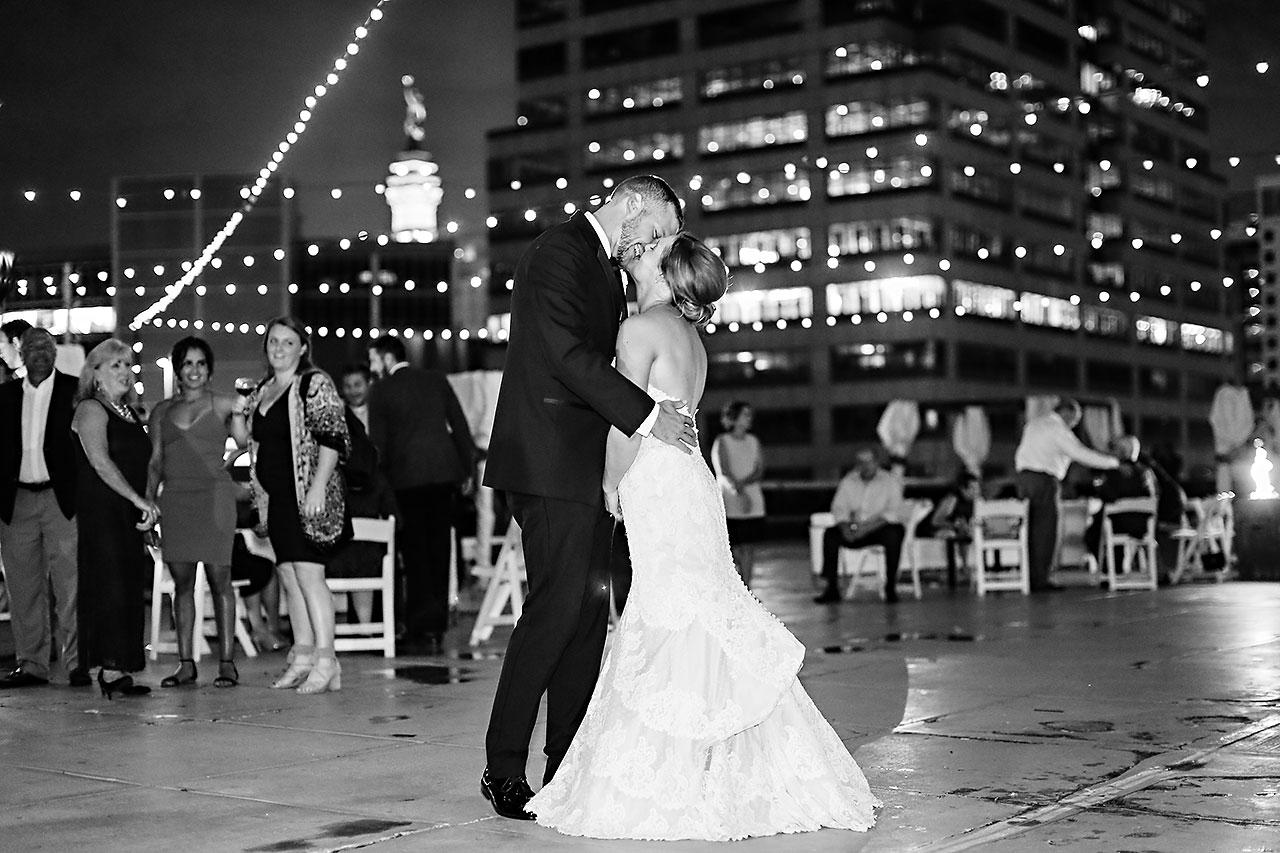 Erika Scott Regions Tower Indianapolis Wedding 331