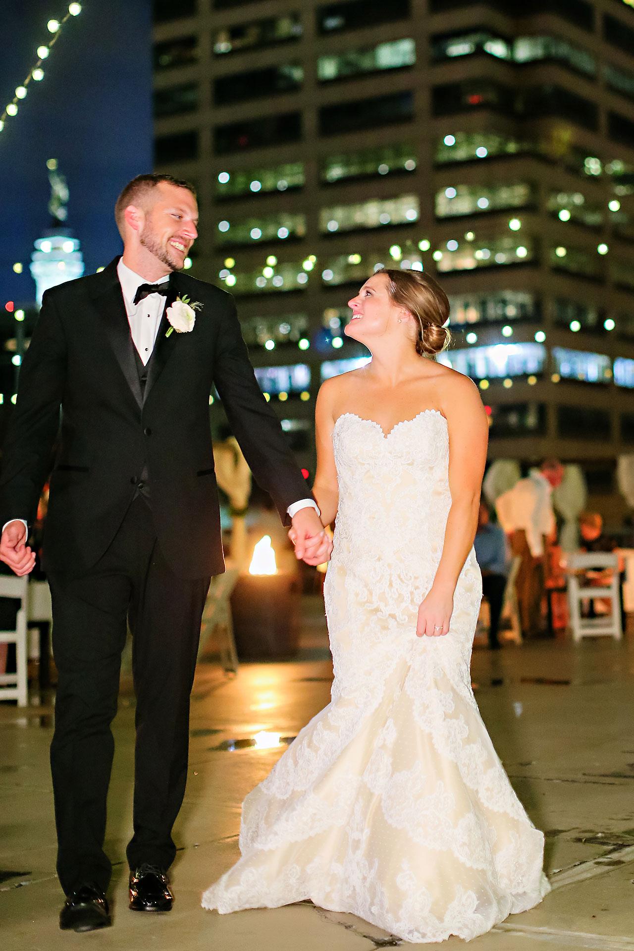 Erika Scott Regions Tower Indianapolis Wedding 332