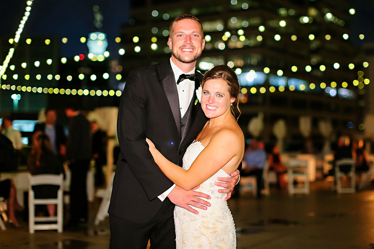 Erika Scott Regions Tower Indianapolis Wedding 329