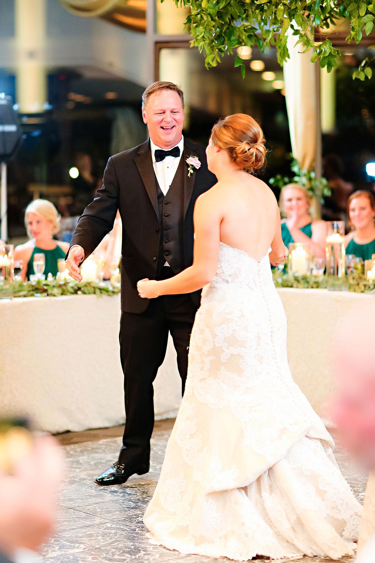 Erika Scott Regions Tower Indianapolis Wedding 320